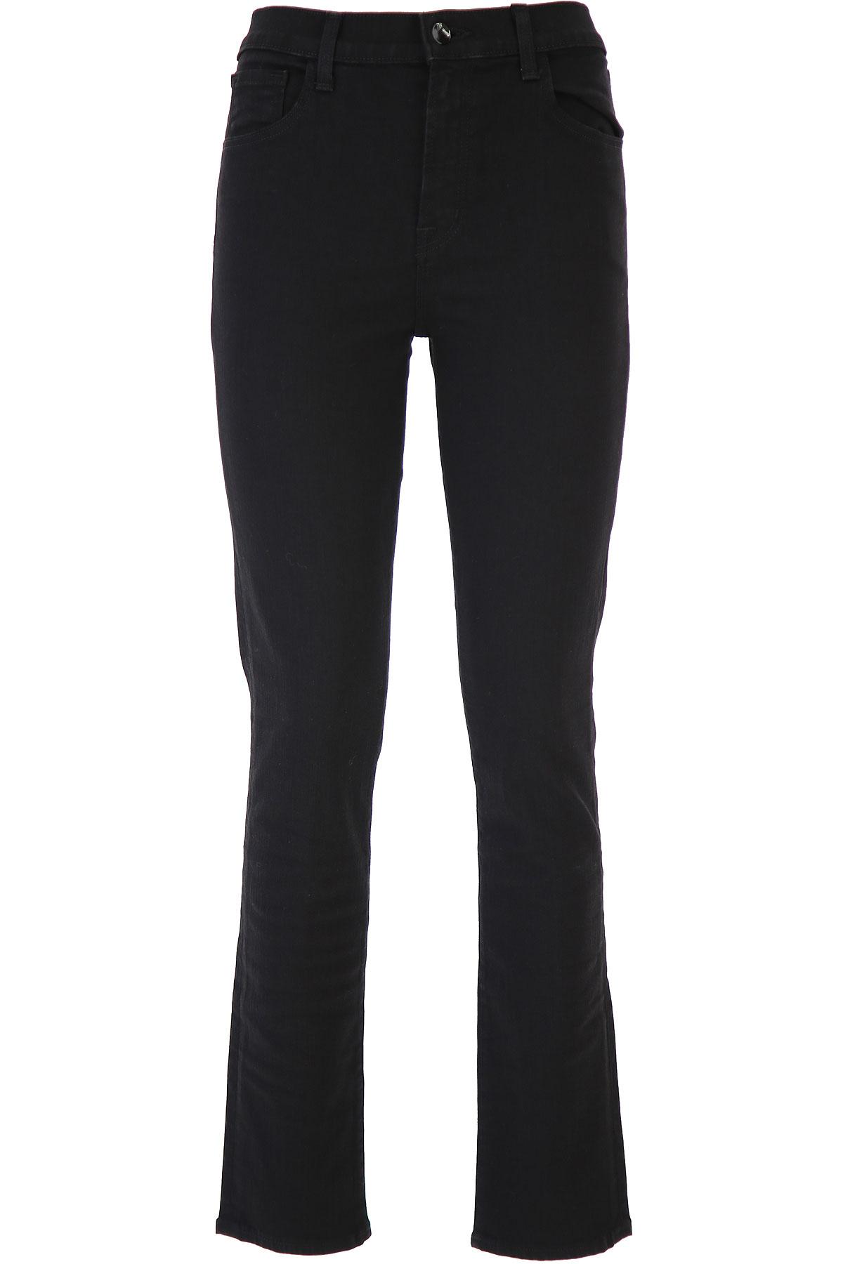 J Brand Jeans On Sale, Black, Cotton, 2019, 26 27 28 29