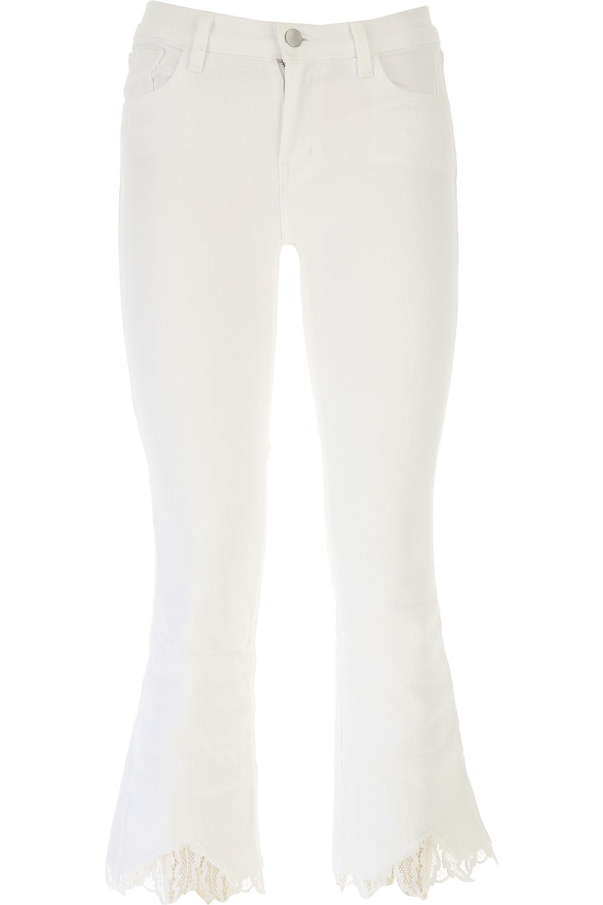 J Brand Jeans On Sale, White, Cotton, 2019, 26 30