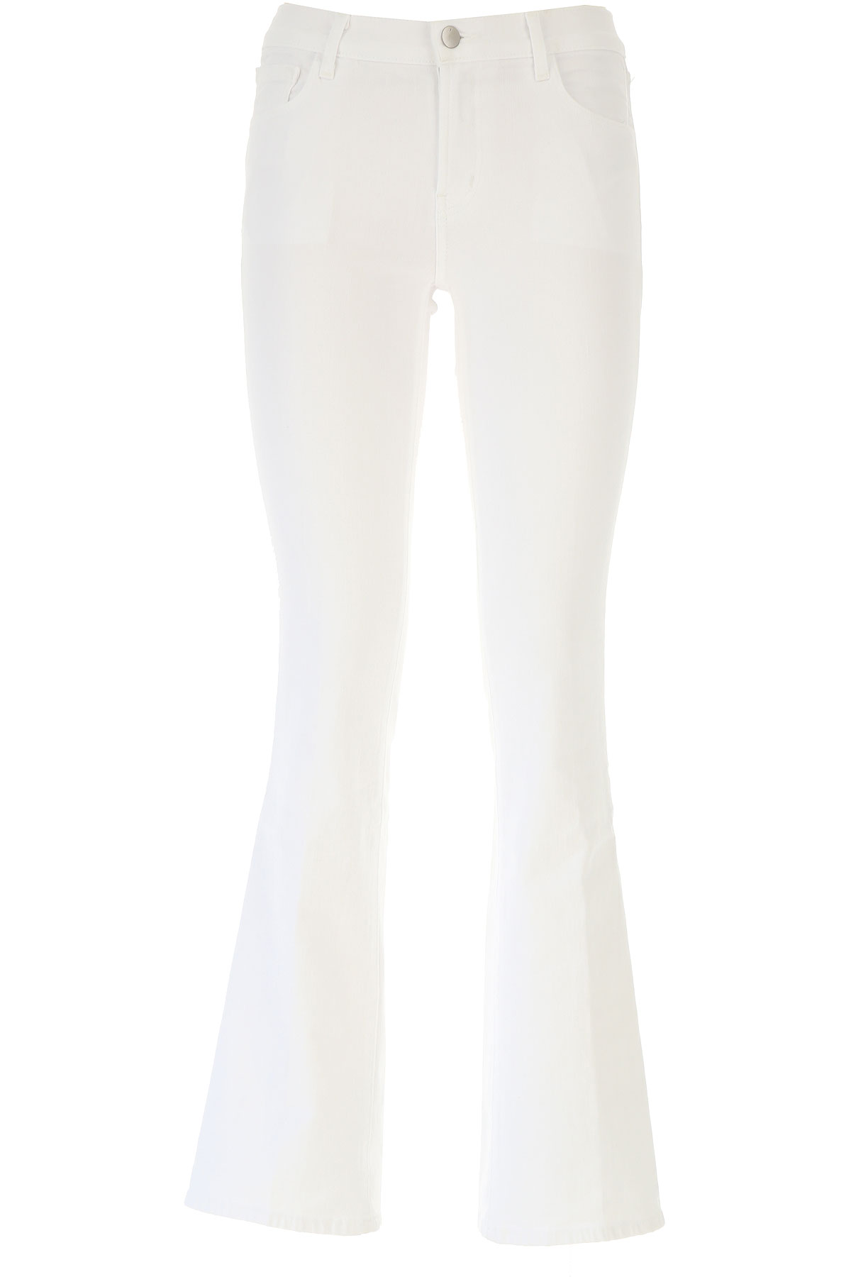 J Brand Jeans On Sale, White, Cotton, 2019, 25 26 27 30