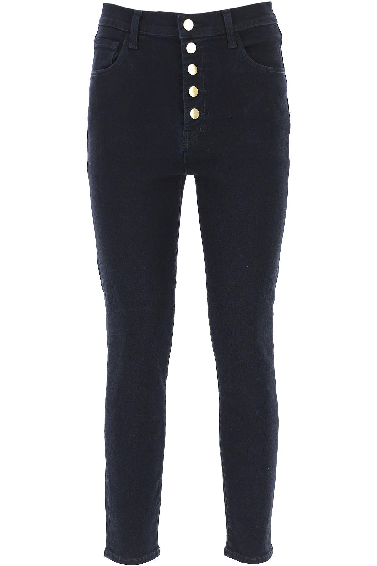 J Brand Jeans On Sale, Navy Blue, Cotton, 2019, 27 30