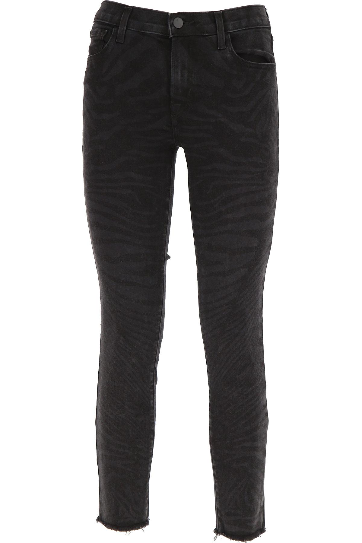 J Brand Jeans On Sale, Black, Cotton, 2019, 25 26