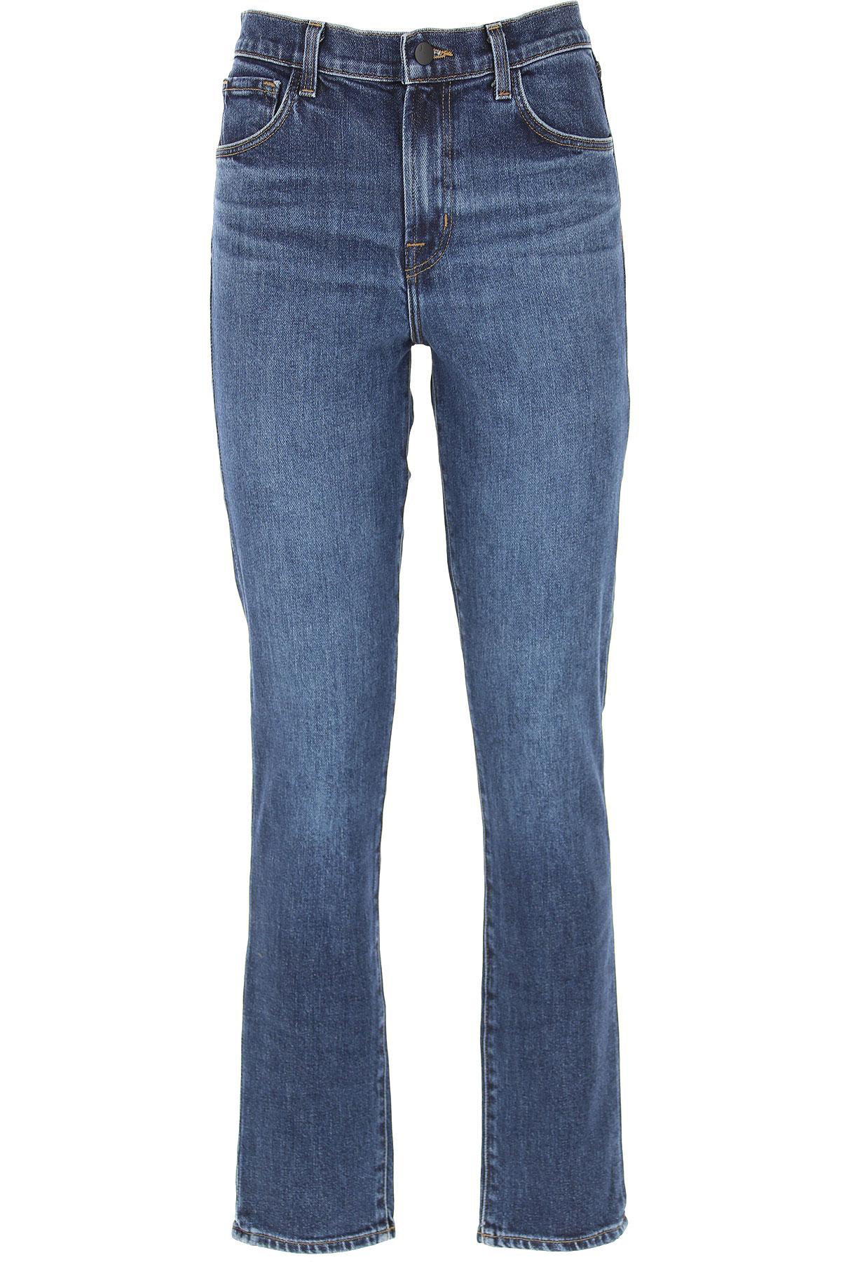 J Brand Jeans On Sale, Denim Blue, Cotton, 2019, 28 29 30