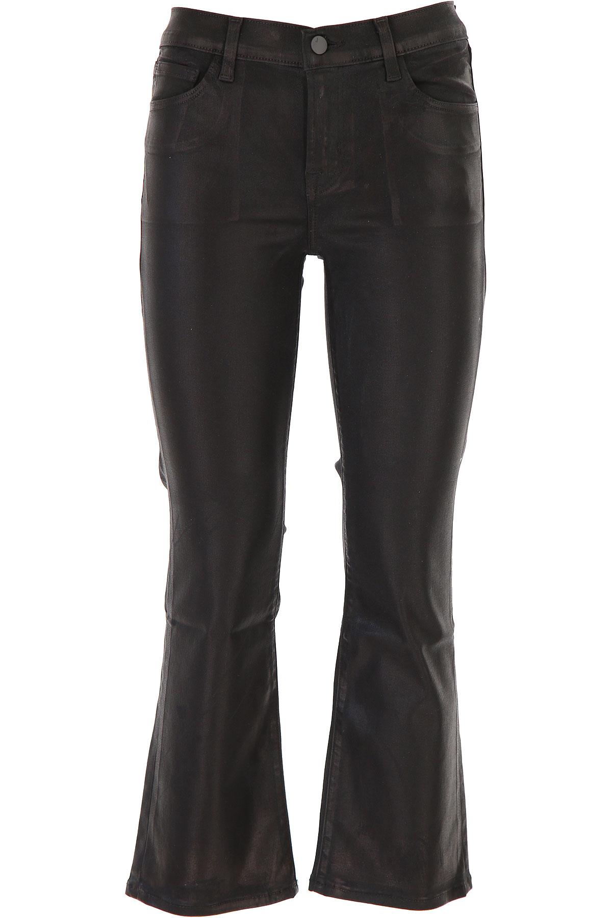 J Brand Pants for Women, Black, lyocell, 2019, 26 27 28 29