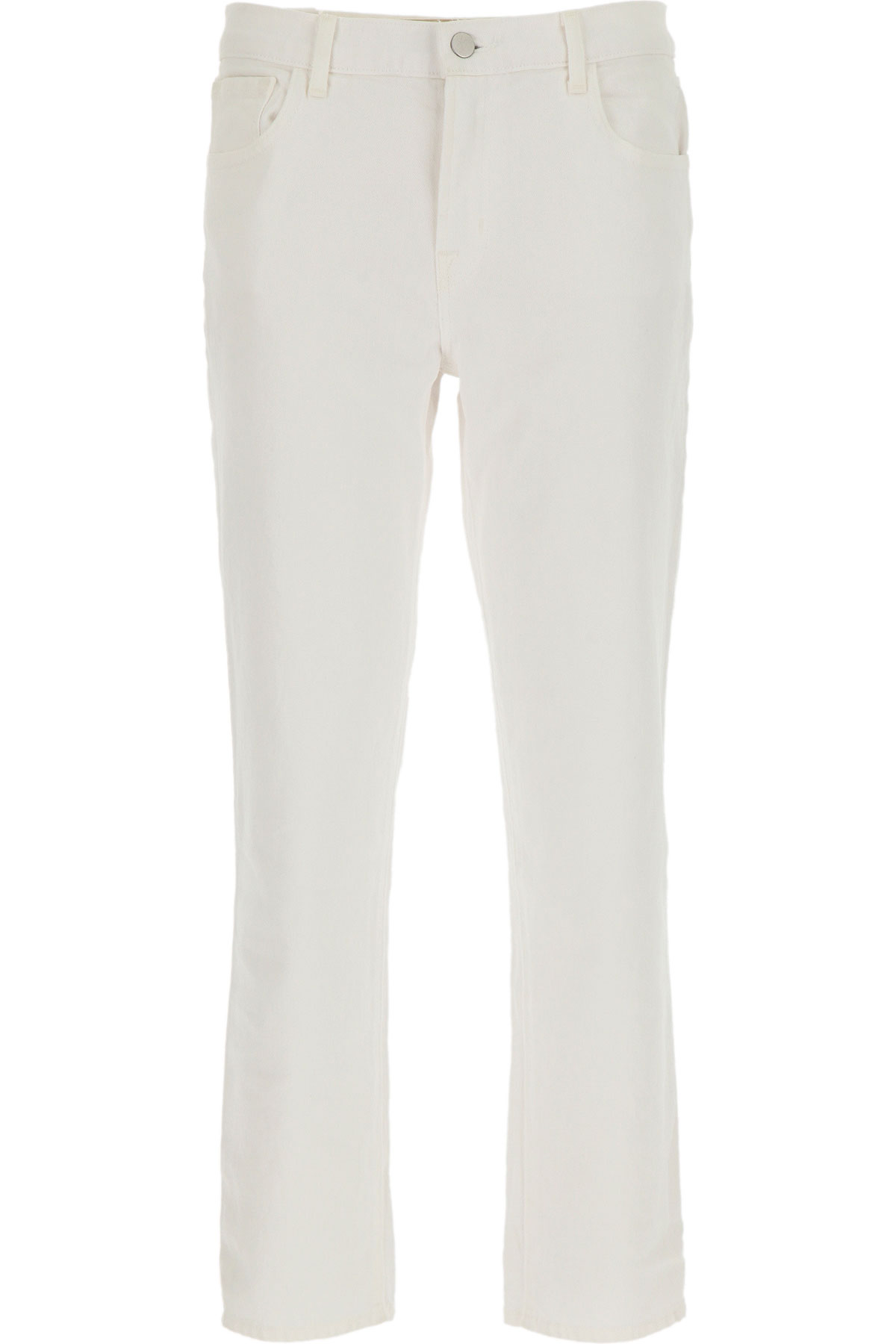 J Brand Jeans On Sale, White, Cotton, 2019, 26 27