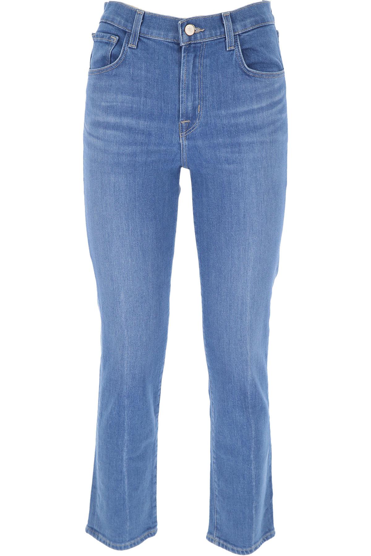 J Brand Jeans On Sale, Denim, Cotton, 2019, 24 28 29