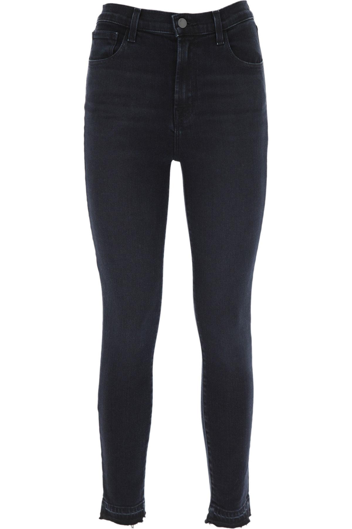 J Brand Womens Clothing On Sale, Blue Black, Cotton, 2019, 25 28 29