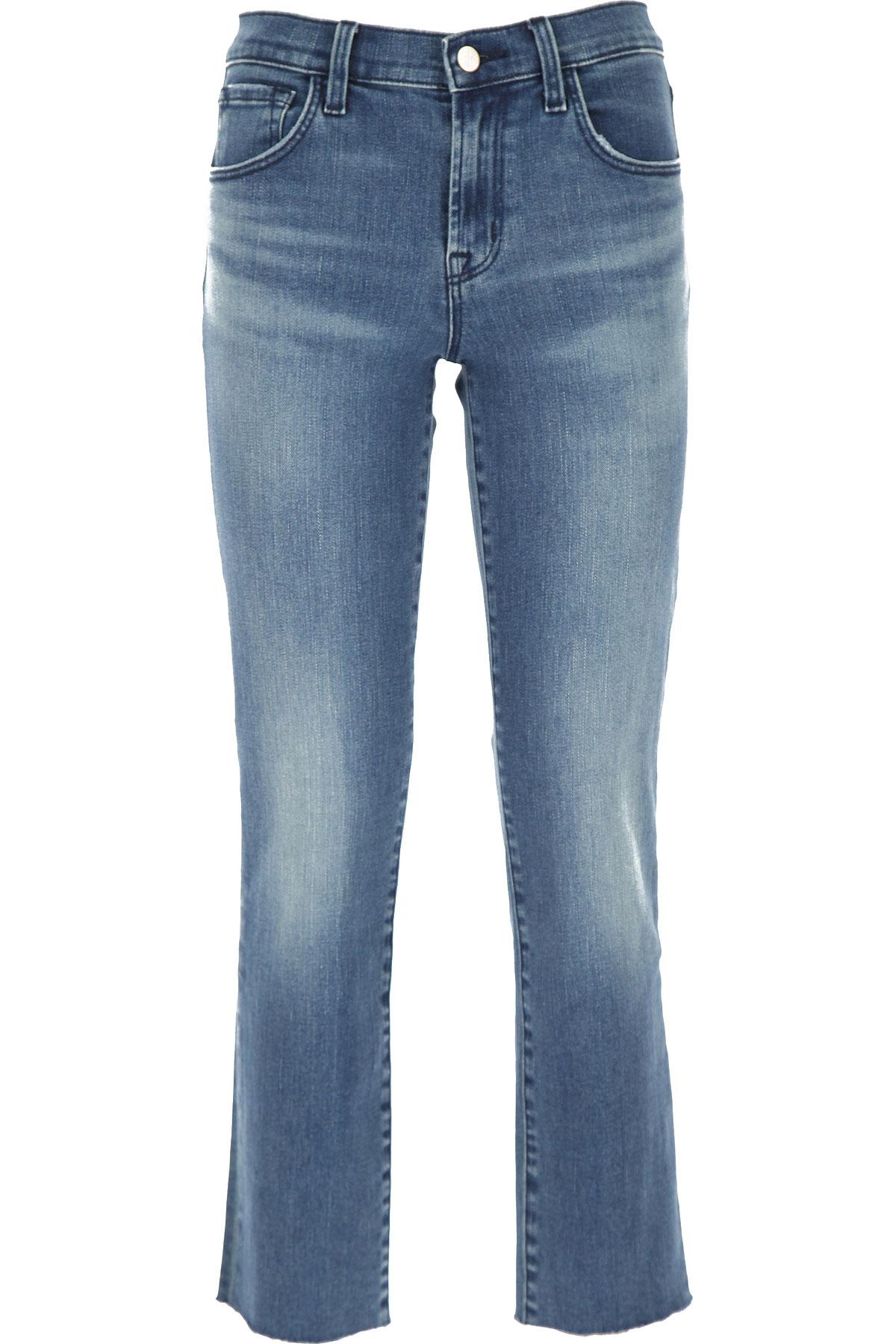 J Brand Jeans On Sale, Blu Denim, Cotton, 2019, 24 25 26 27 28 29 30