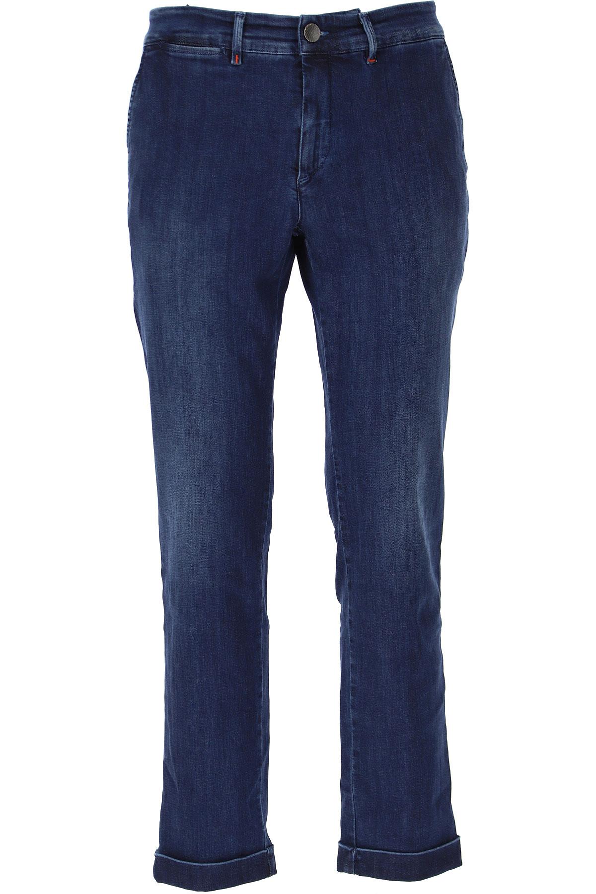 Jeckerson Jeans On Sale, Blu Denim, Cotton, 2019, 29 30 31 32 33 34 35 36 38 40