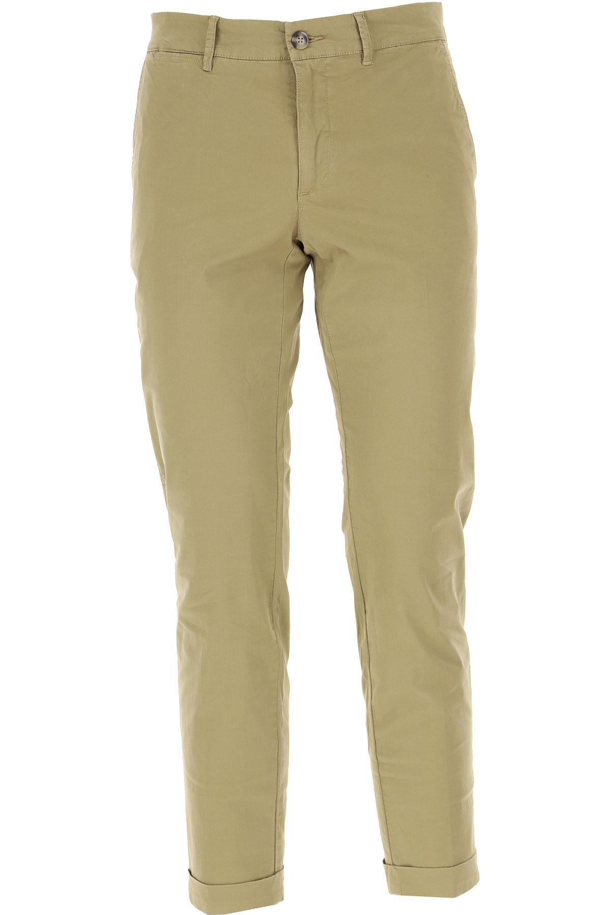 Jeckerson Pants for Men On Sale, Kaki, Cotton, 2019, 29 30 31 32 35 36 38 40