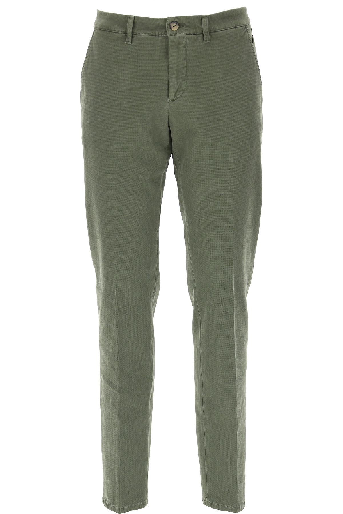 Jeckerson Pants for Men On Sale, Olive Green, Cotton, 2019, 30 31 32 33 34 35 36 38