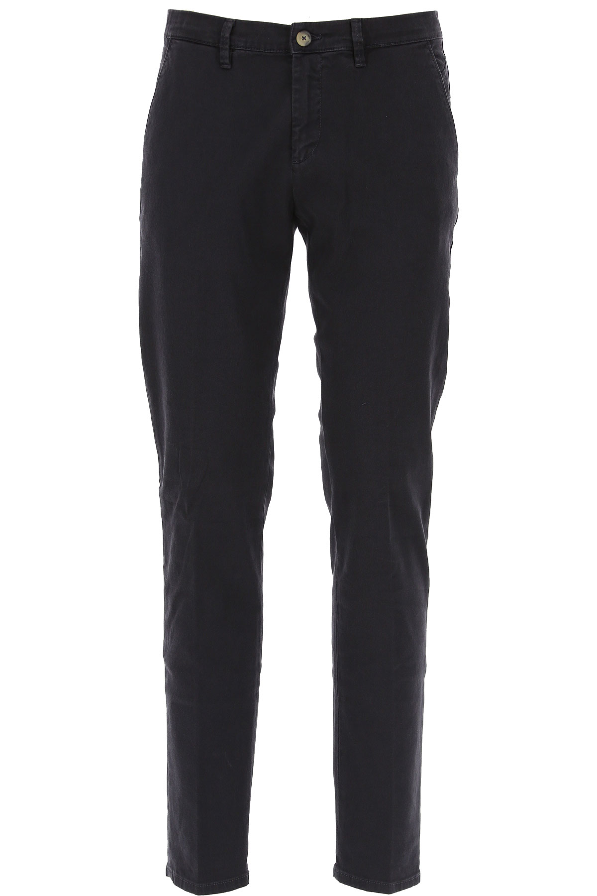 Jeckerson Pants for Men On Sale, Ink Blue, Cotton, 2019, 33 34 35 36 38 40