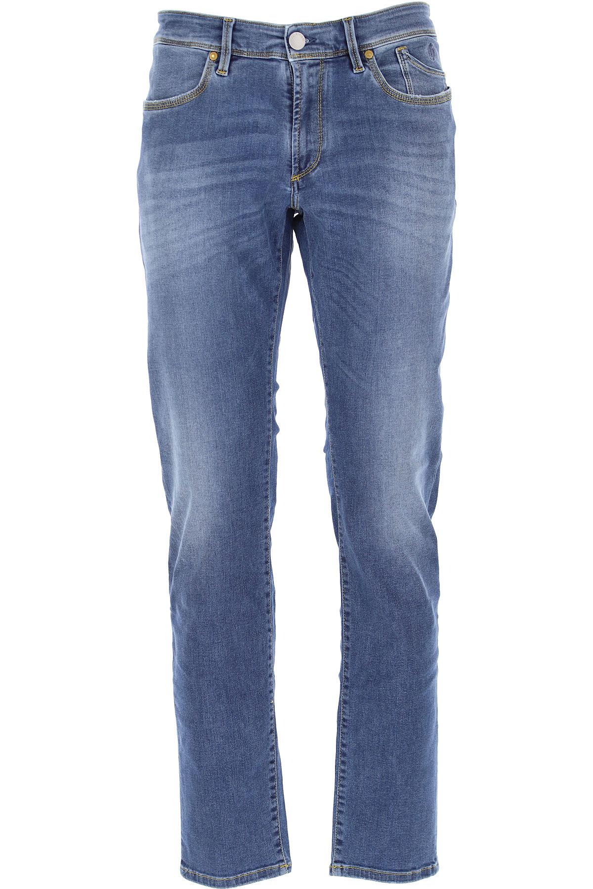 Jeckerson Jeans On Sale, Light Blue, Cotton, 2019, 29 30 31 32 33 34 35 38
