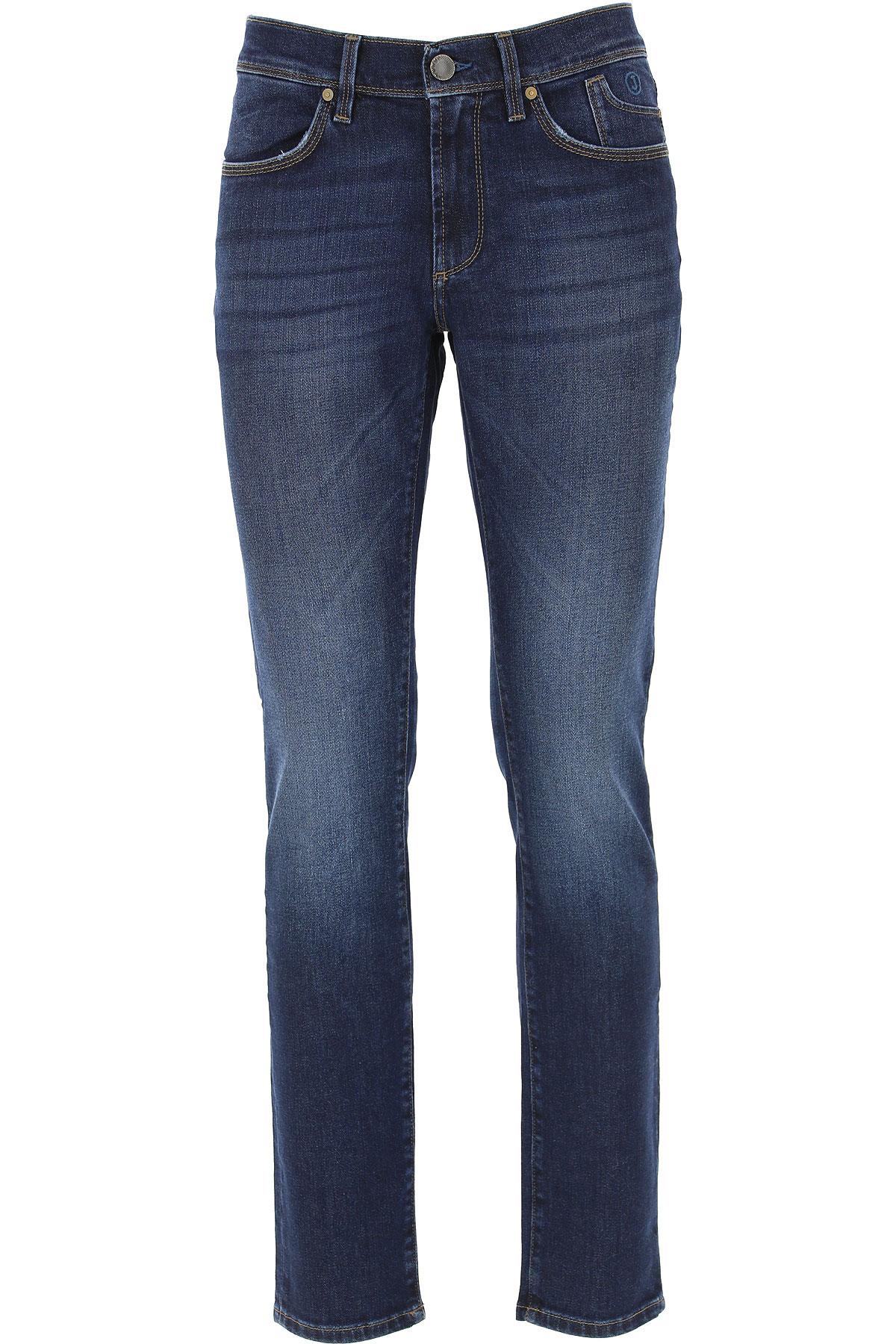 Jeckerson Jeans On Sale, Denim Blue, Cotton, 2019, 30 32 33 34 35 36 38