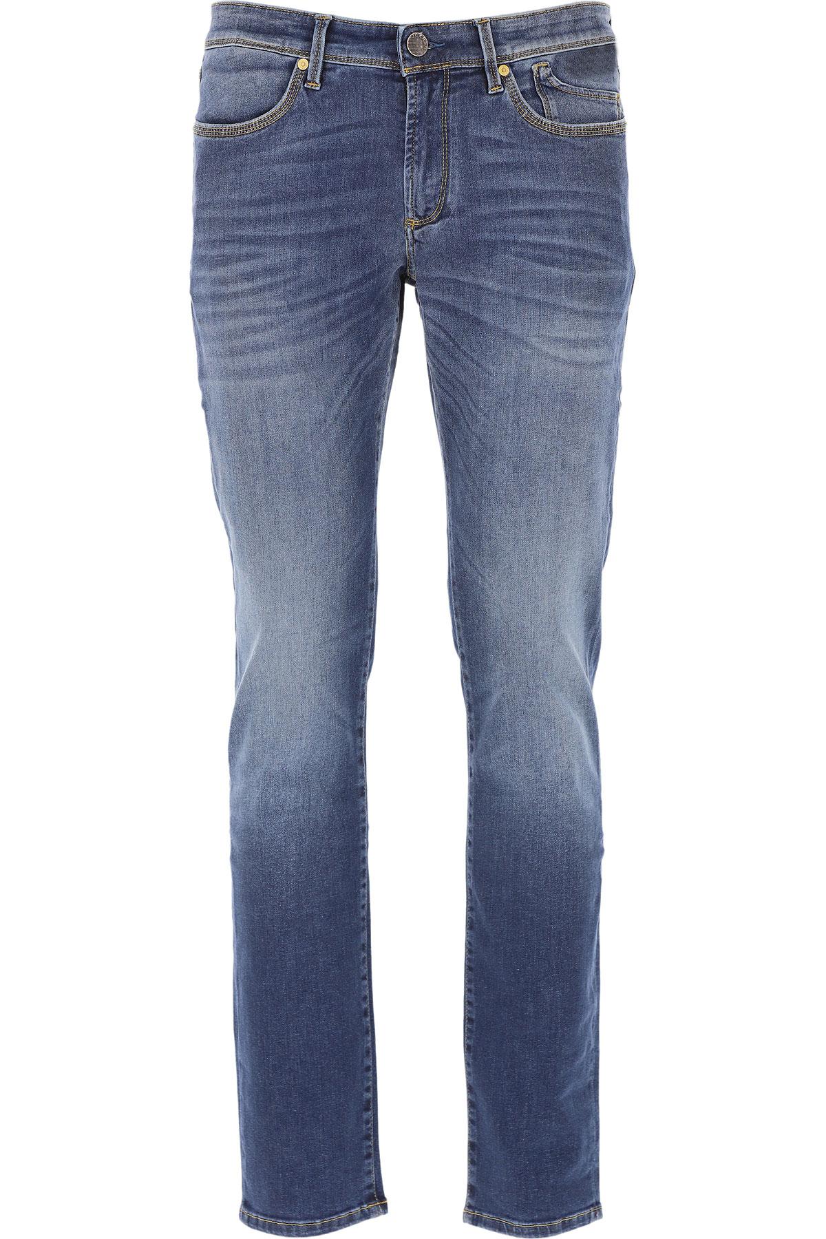 Jeckerson Jeans On Sale, Denim Blue, Cotton, 2019, 30 31 32 33 34 36 40