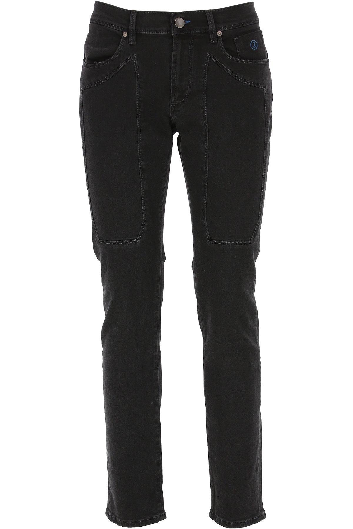 Jeckerson Jeans On Sale, Black, Cotton, 2019, 31 32 34 36