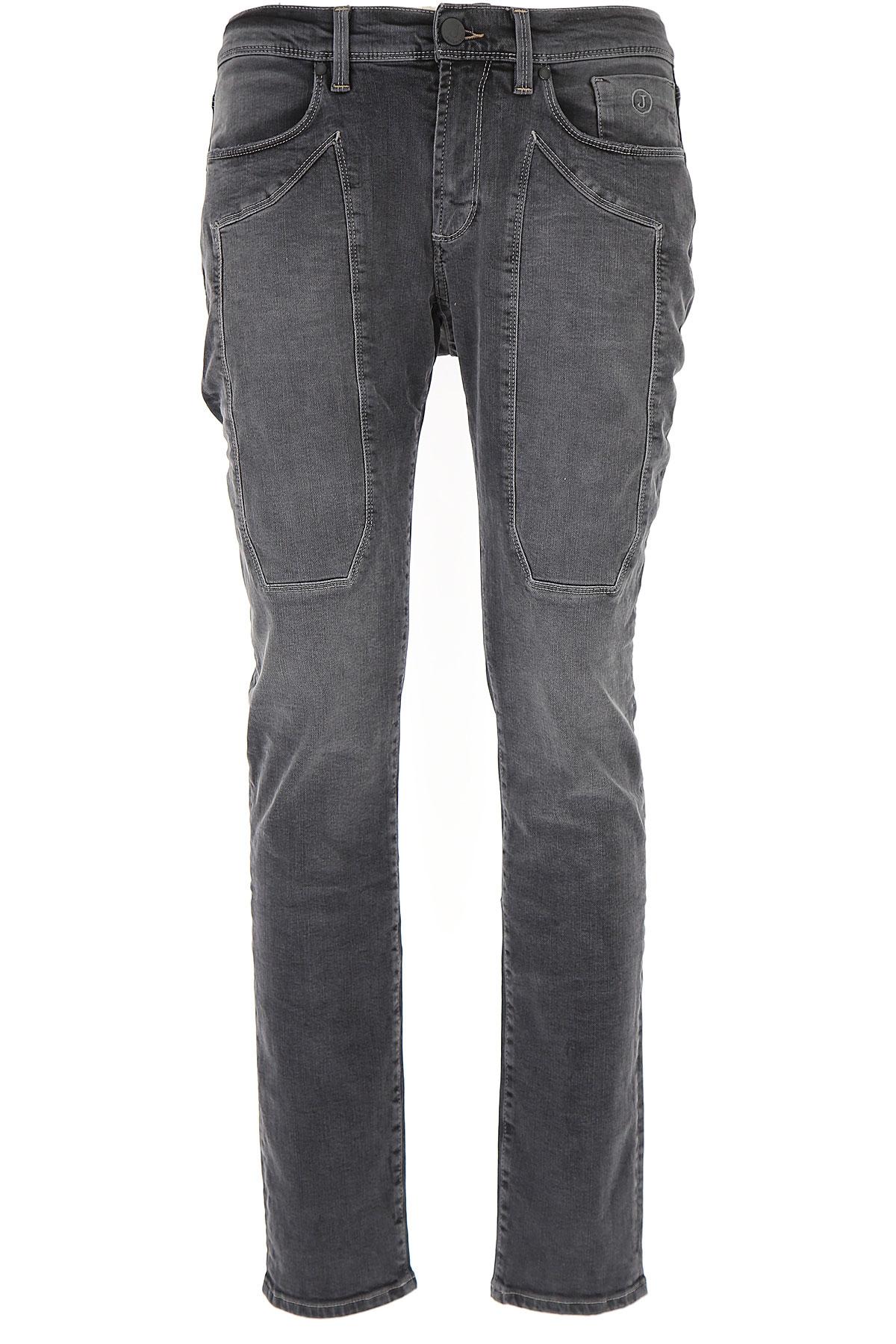 Image of Jeckerson Jeans, Black, Cotton, 2017, 30 31 32 33 34