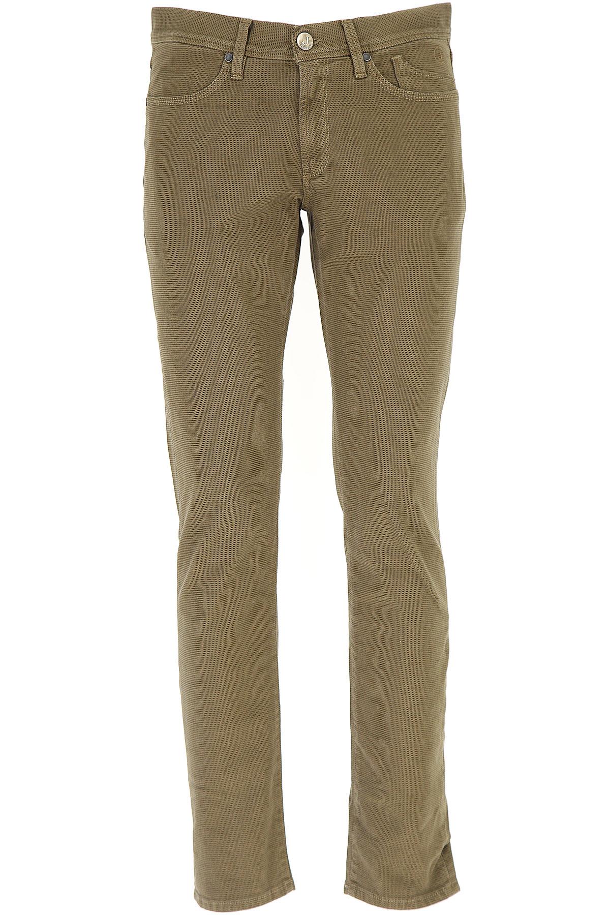 Jeckerson Pants for Men On Sale, Camel, Cotton, 2017, 29 30 31 32 33 34 36 38