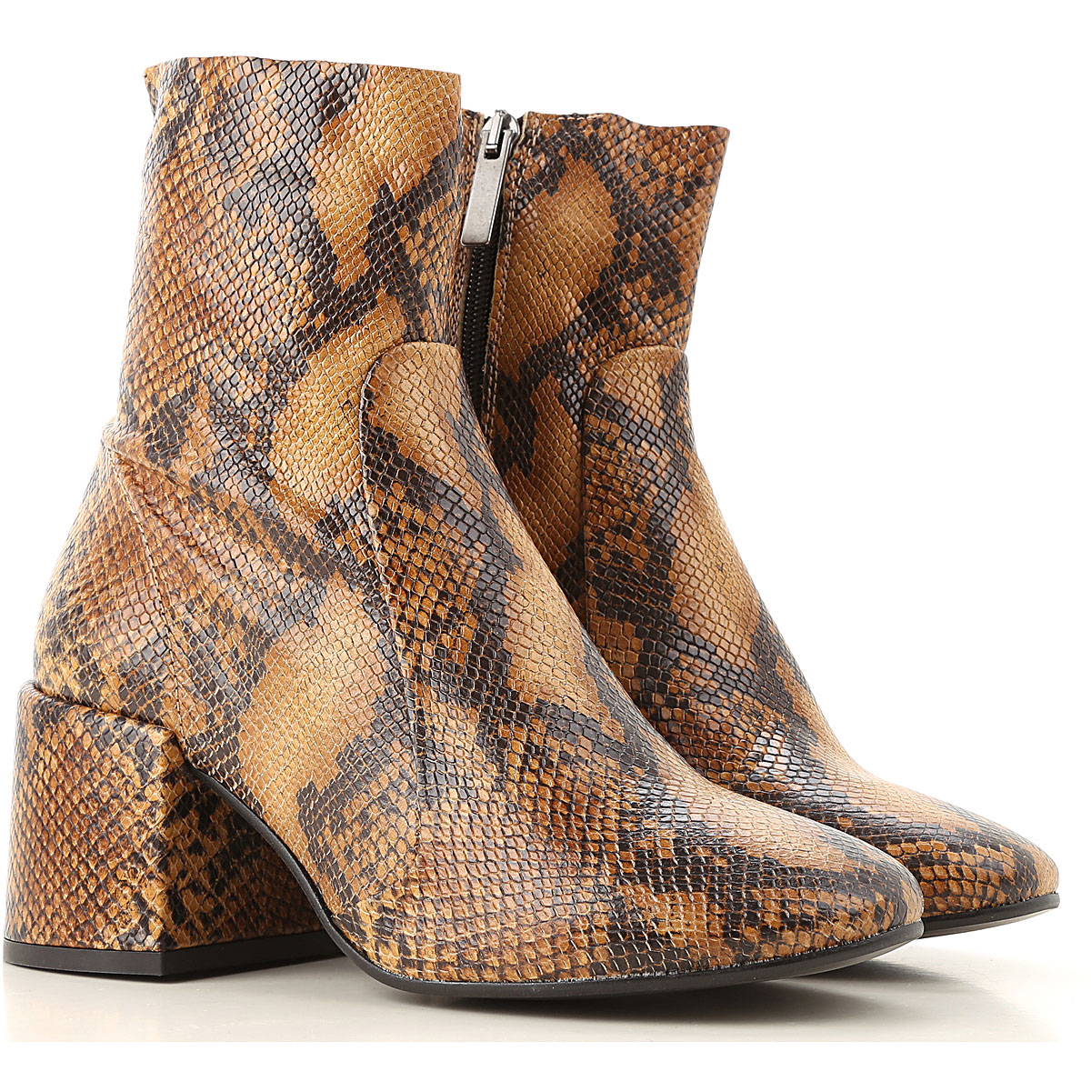 Jeffrey Campbell Boots for Women, Booties On Sale in Outlet, Land, Leather, 2019, 10 11 6 7 9