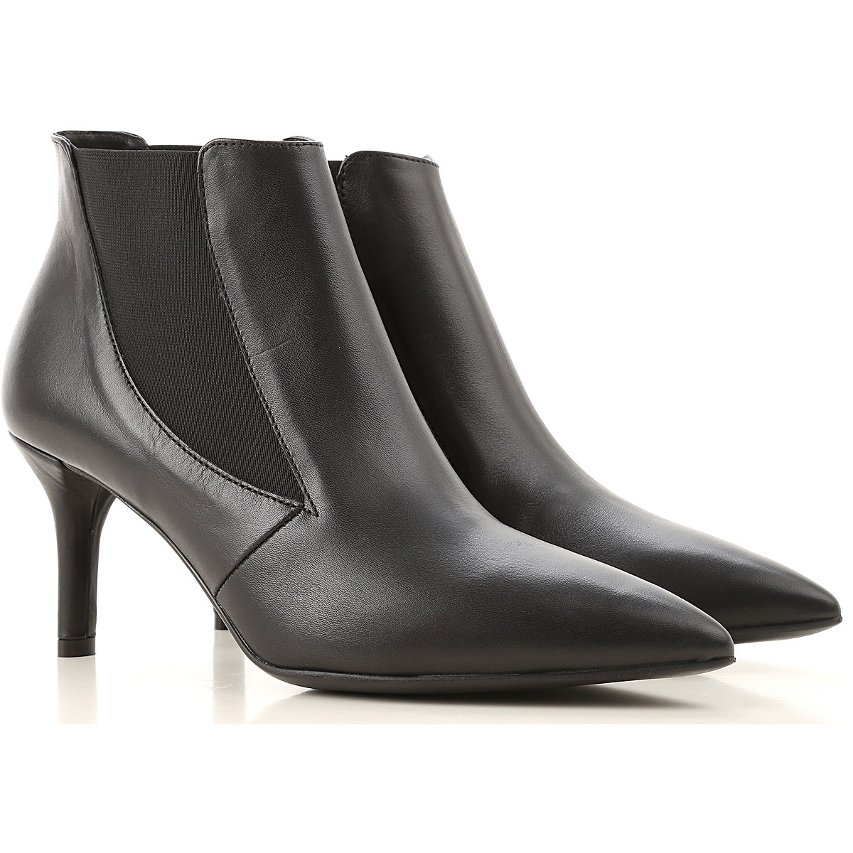 Janet & Janet Pumps & High Heels for Women On Sale, Black, Leather, 2019, 10 7 8 9