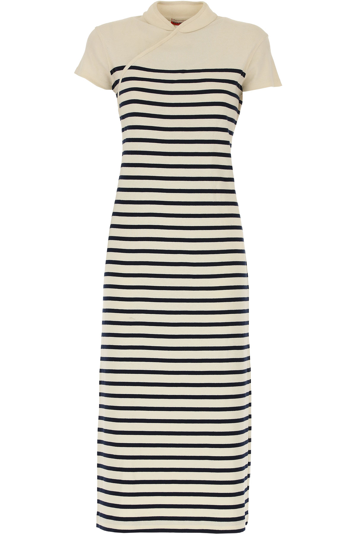 Image of J.P. Gaultier Dress for Women, Evening Cocktail Party, White, Cotton, 2017, 6 8