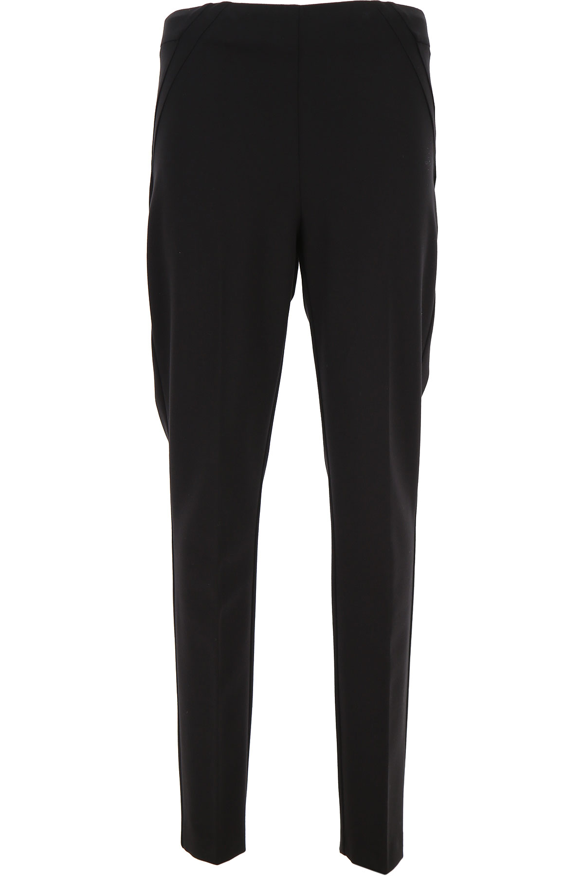 Joseph Ribkoff Pants for Women On Sale, Black, polyestere, 2019, US 36 -- EU 50 US 38 -- EU 52 US 40 - EU 54 USA 12 -- IT 46