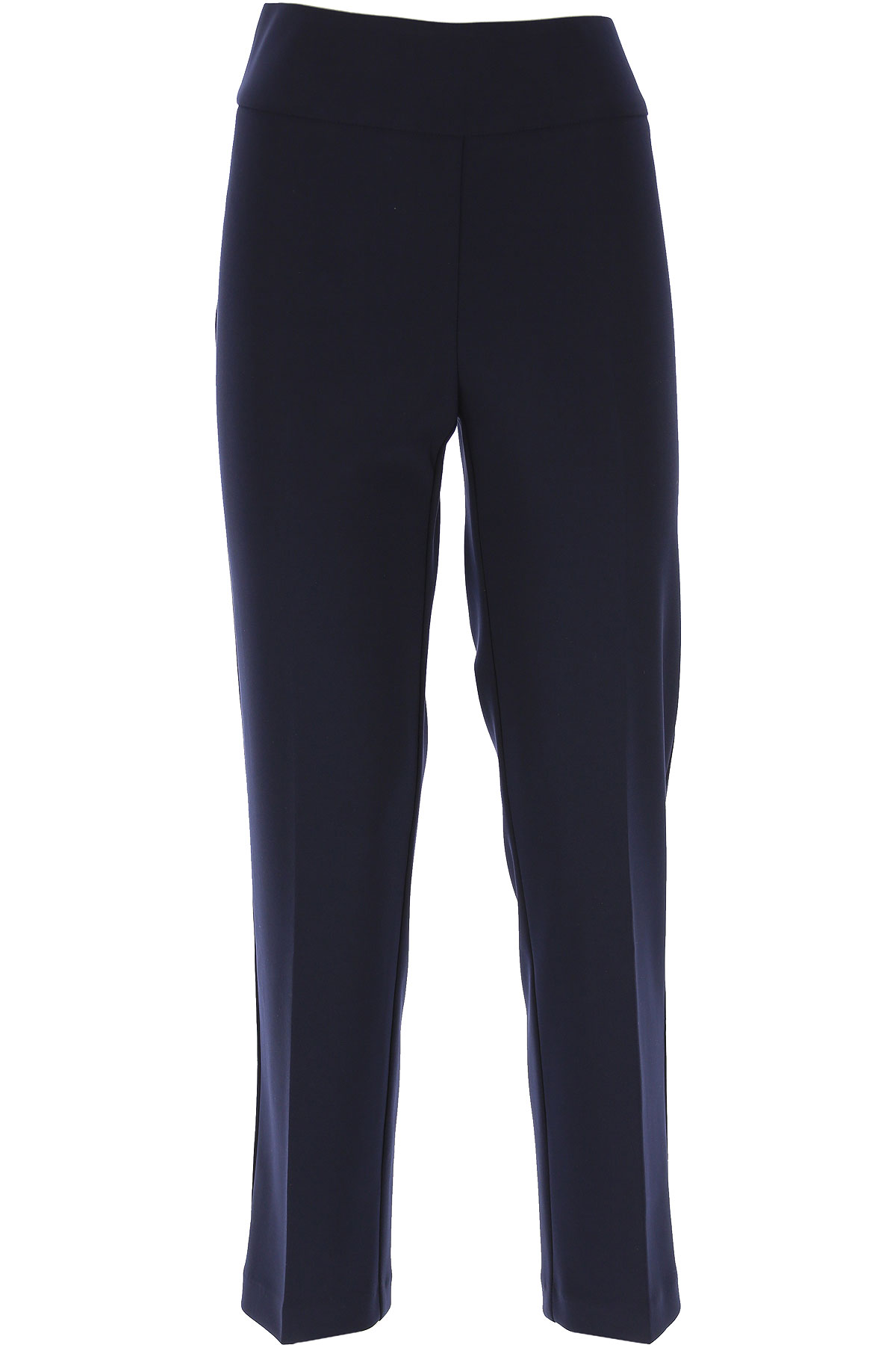 Joseph Ribkoff Pants for Women On Sale, Blue, polyester, 2019, 30 32