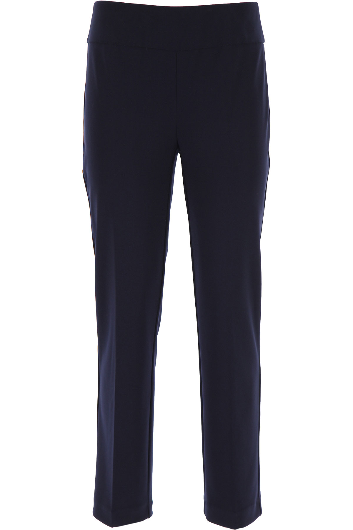Joseph Ribkoff Pants for Women On Sale, Midnight Blue, polyester, 2019, 28 30 32