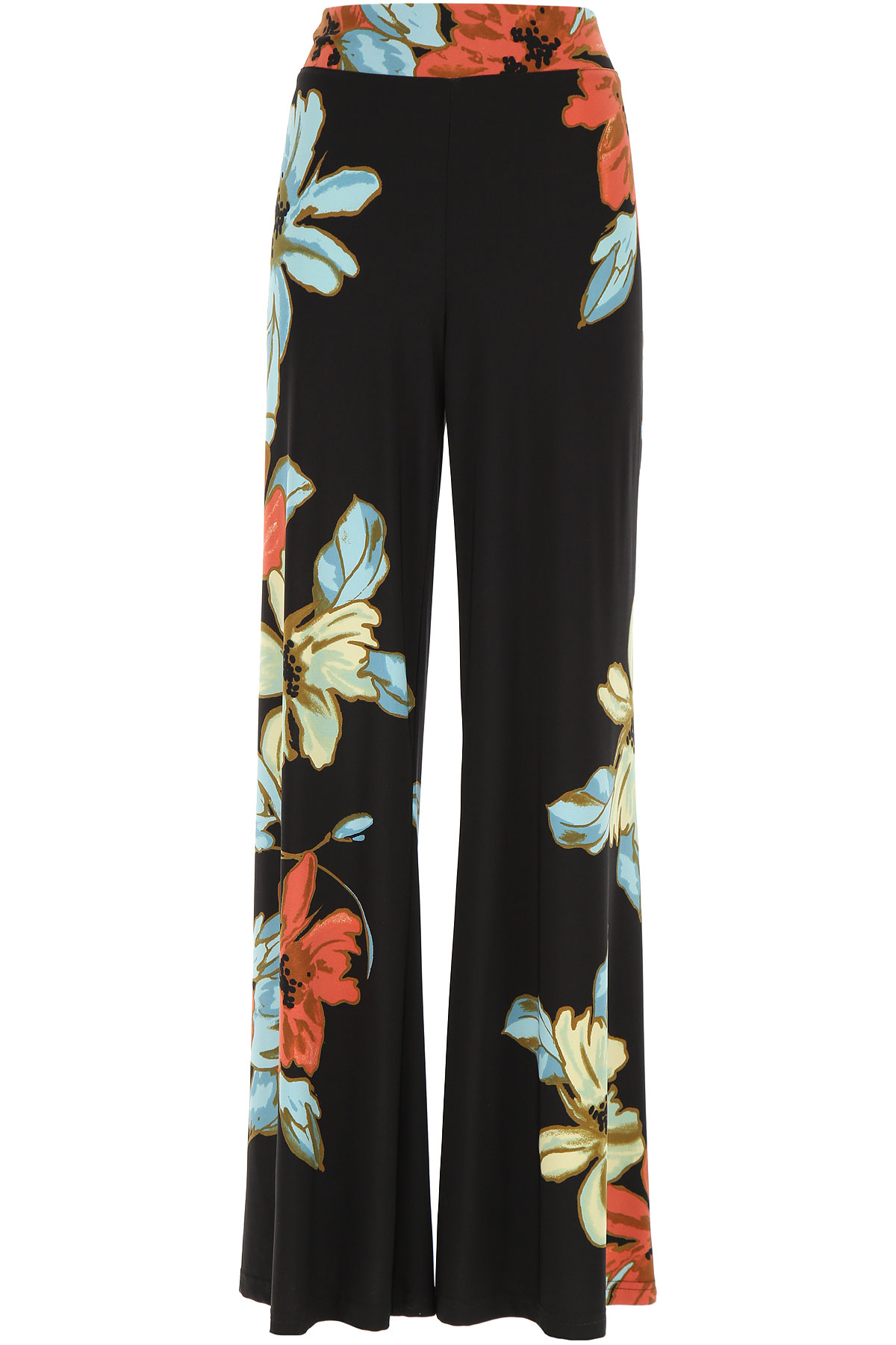 Joseph Ribkoff Pants for Women On Sale in Outlet, Black, polyester, 2019, USA 16 - EU 50 USA 14 -- IT 48