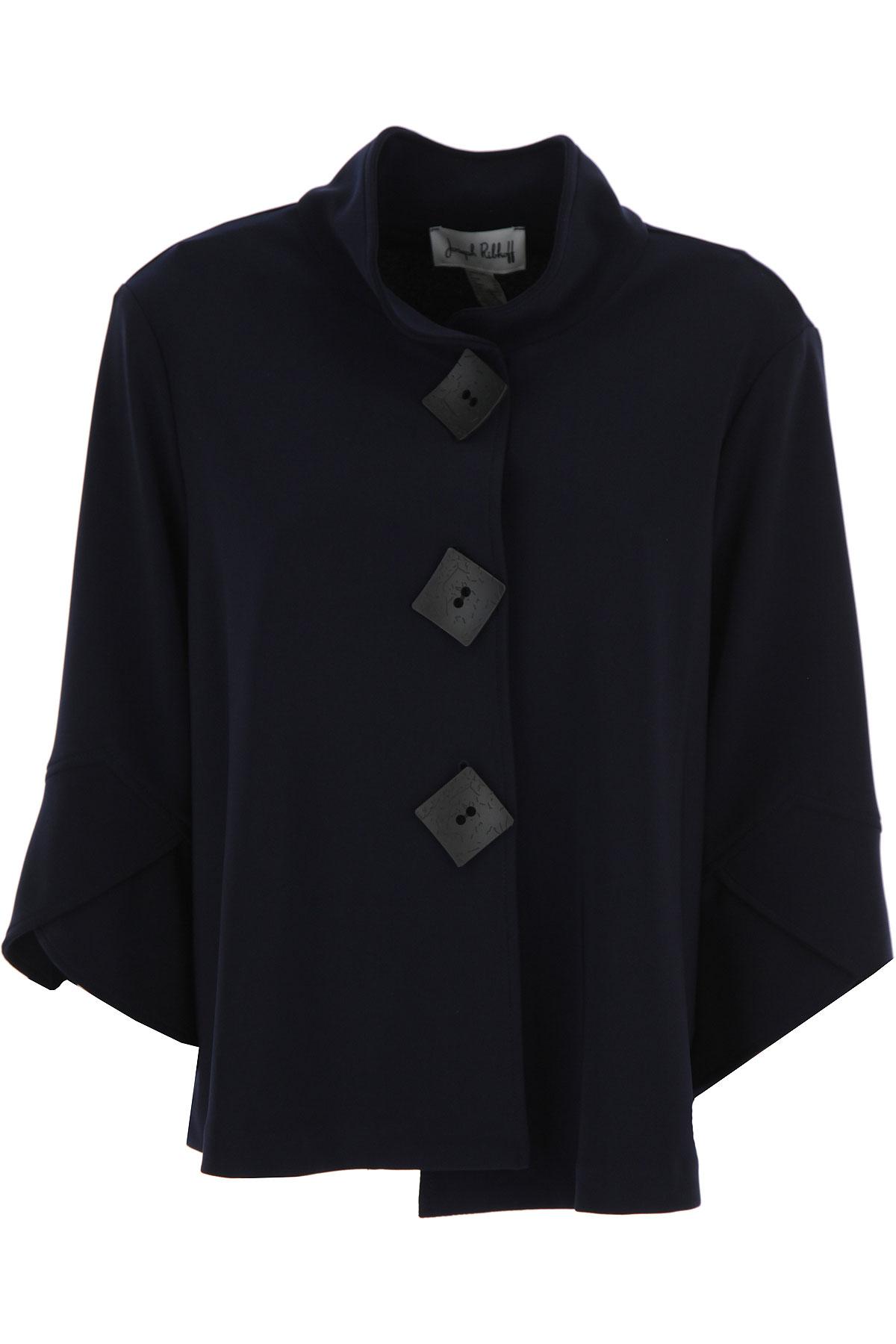 Joseph Ribkoff Jacket for Women On Sale, Midnight Blue, polyester, 2019, 14 8
