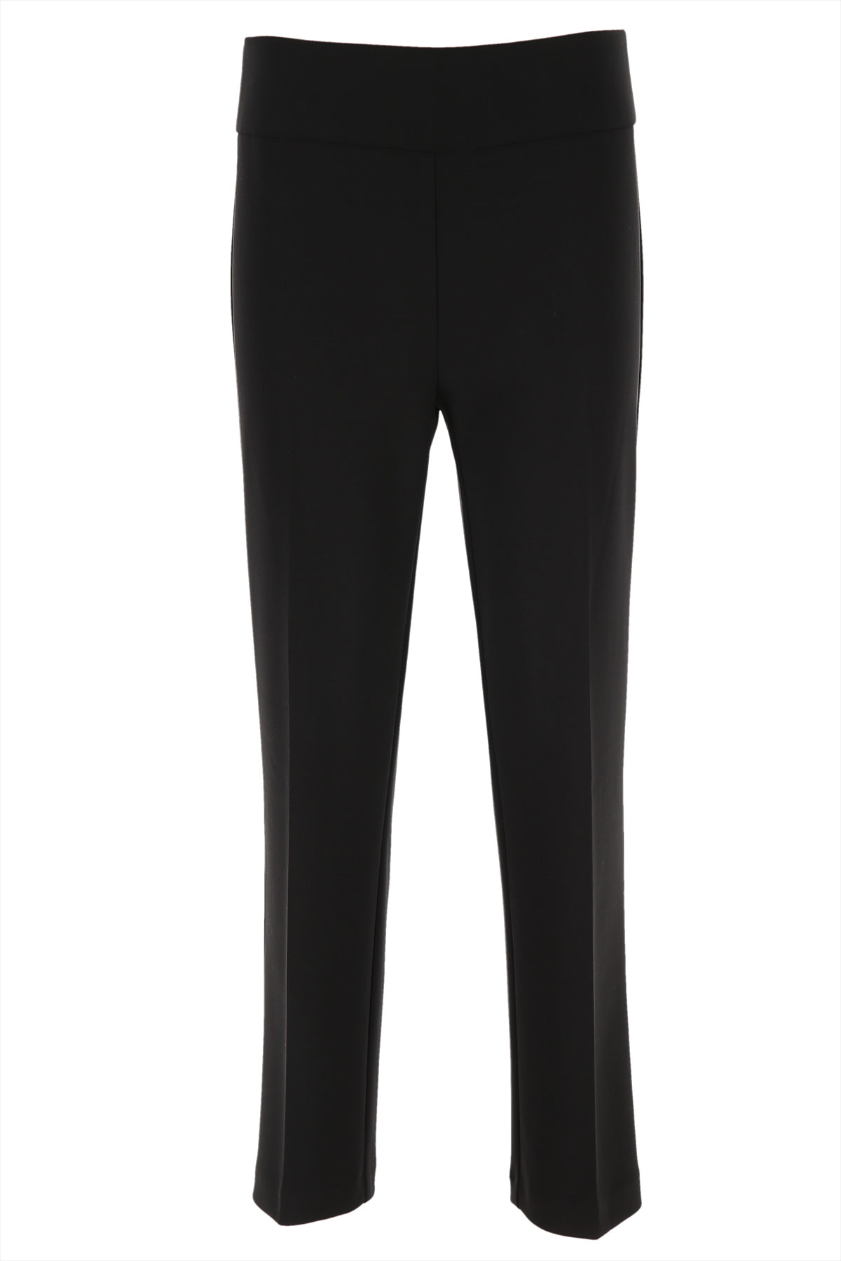 Joseph Ribkoff Pants for Women On Sale, Black, viscosa, 2019, 32