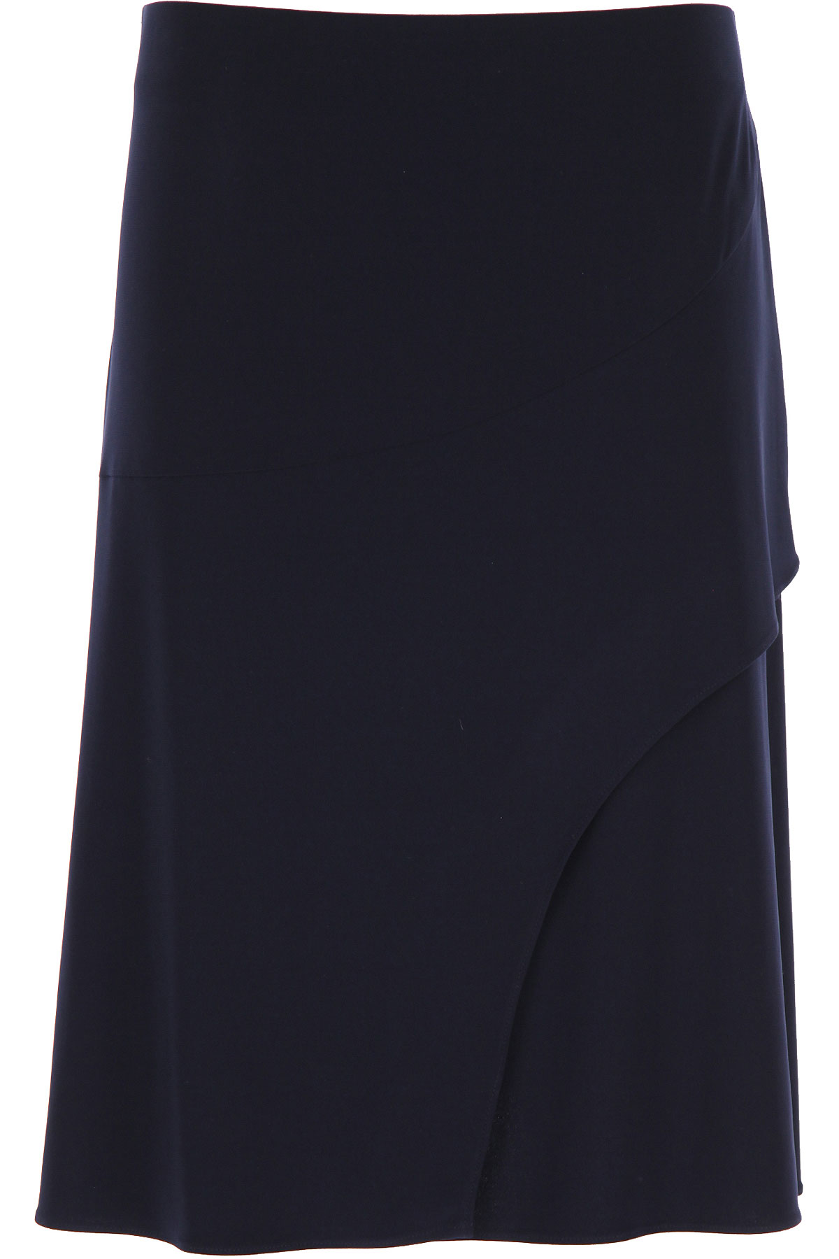 Joseph Ribkoff Skirt for Women On Sale, Midnight Blue, polyester, 2019, 30 32