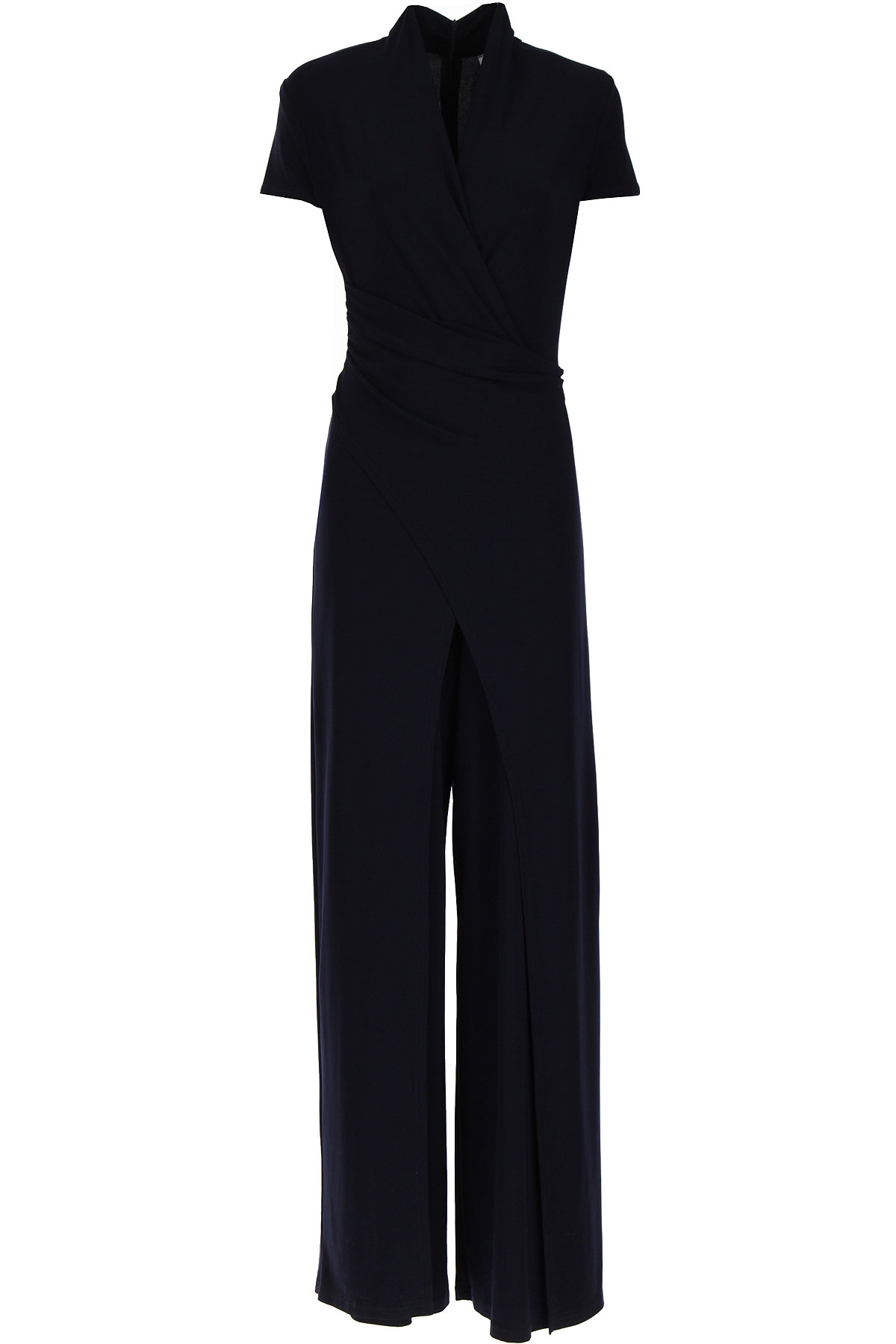Joseph Ribkoff Dress for Women, Evening Cocktail Party On Sale, Midnight Blue, polyester, 2019, 10 12 6 8