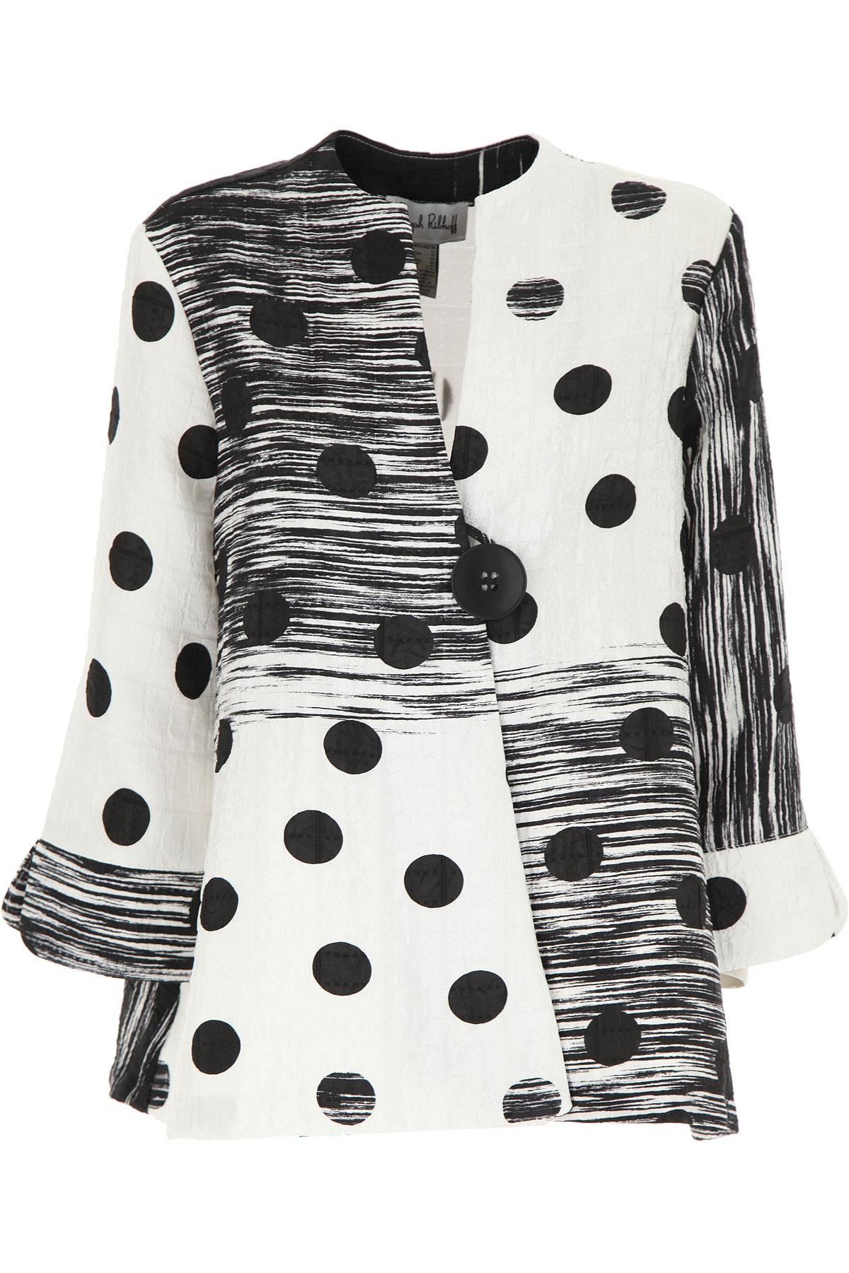 Joseph Ribkoff Jacket for Women On Sale, Black, polyester, 2019, 10 8