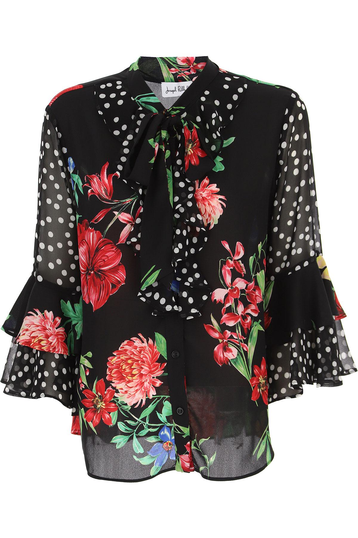 Joseph Ribkoff Skirt for Women On Sale, Black, polyester, 2019, 30 34