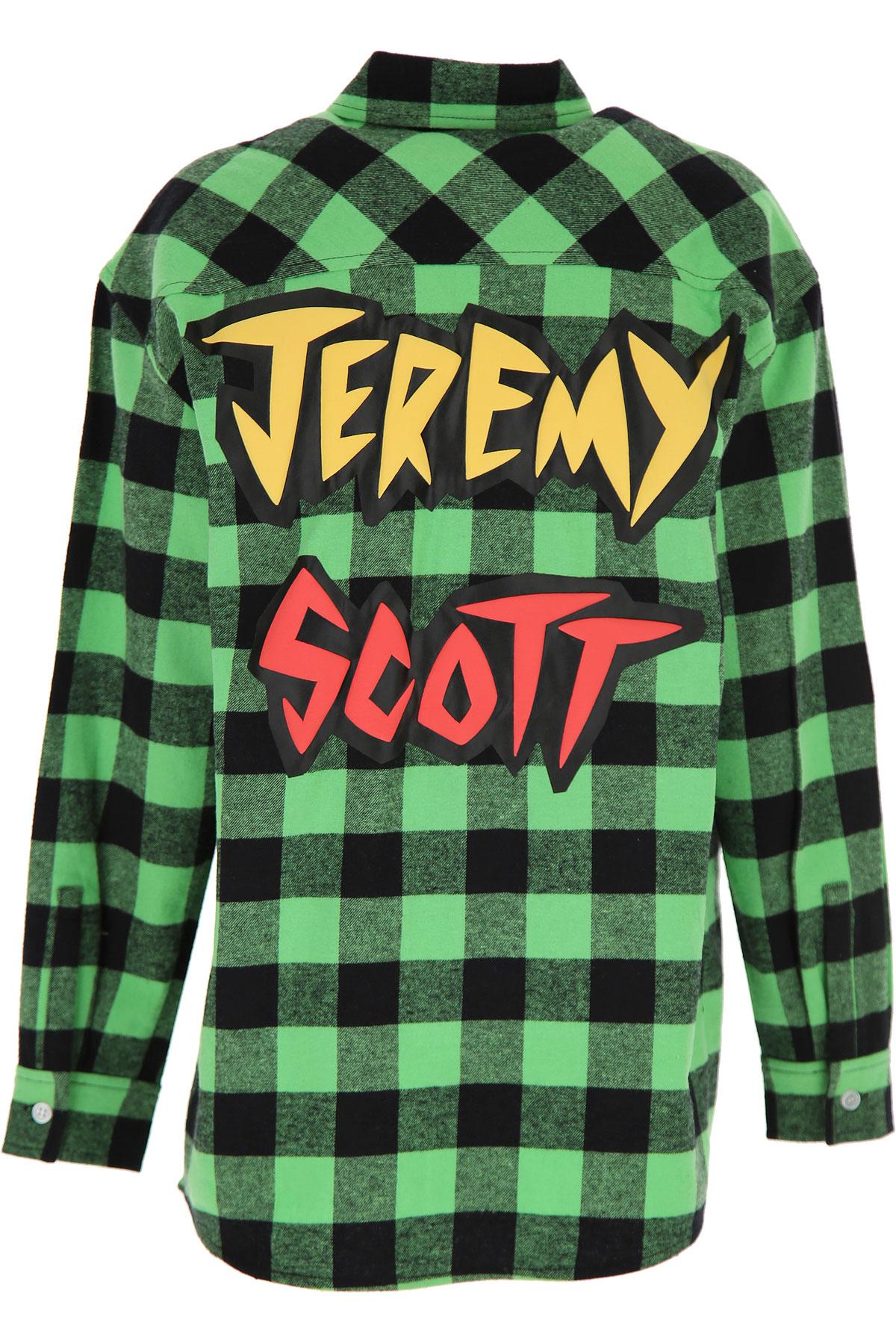 Jeremy Scott Kids Shirts for Boys On Sale, Black, Cotton, 2019, 10Y 12Y 14Y 16Y 8Y