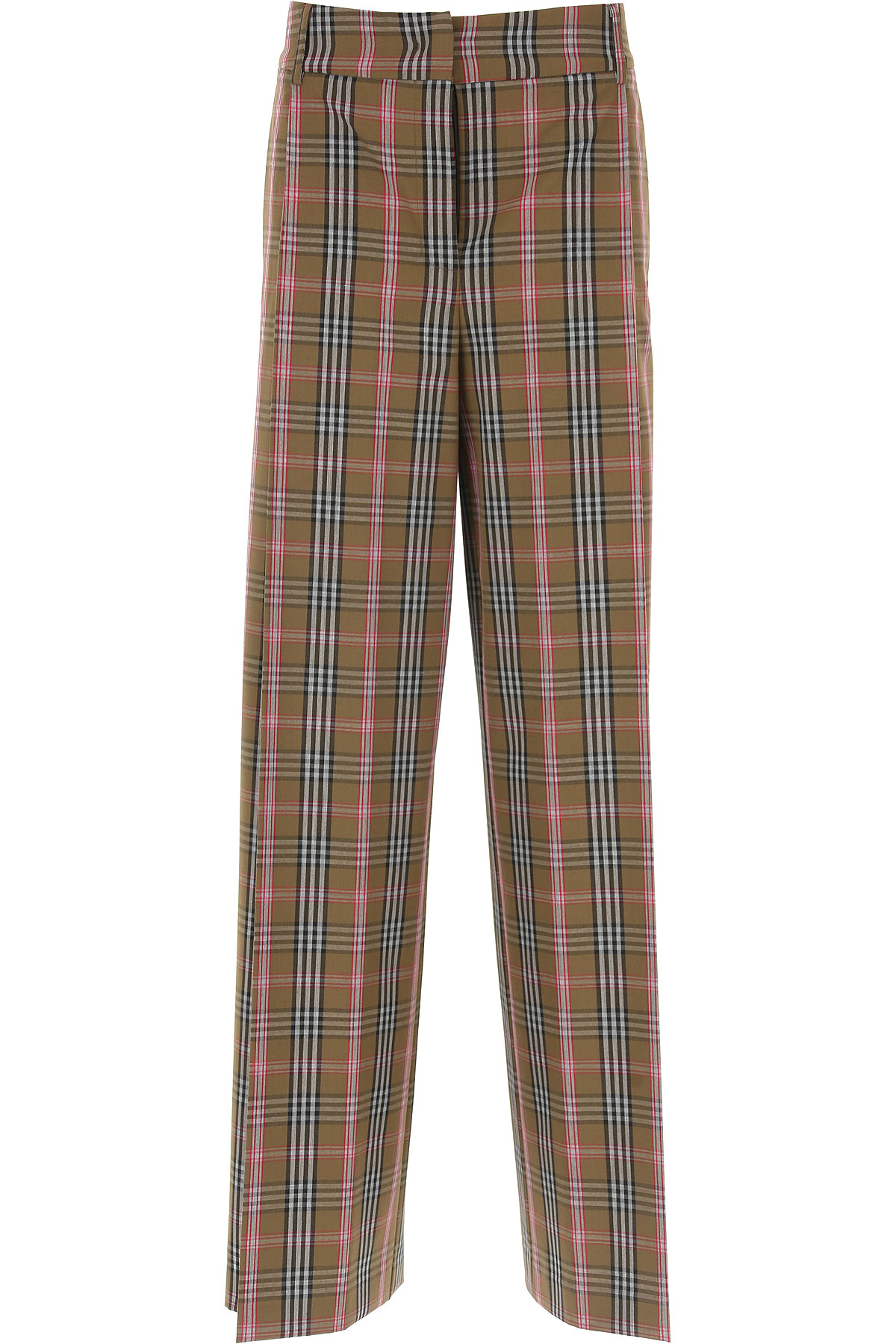 Image of Jucca Pants for Women, Cinnamon, polyester, 2017, 4 6