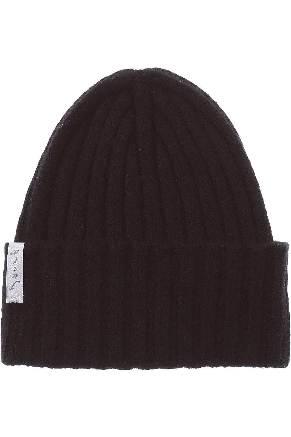 Jurta Kids Hats for Boys On Sale, Black, Cashemere, 2019