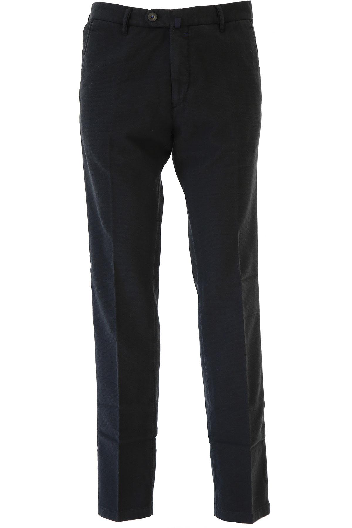 Image of J.W. Brine Pants for Men On Sale, Black, Cotton, 2017, 30 36 38