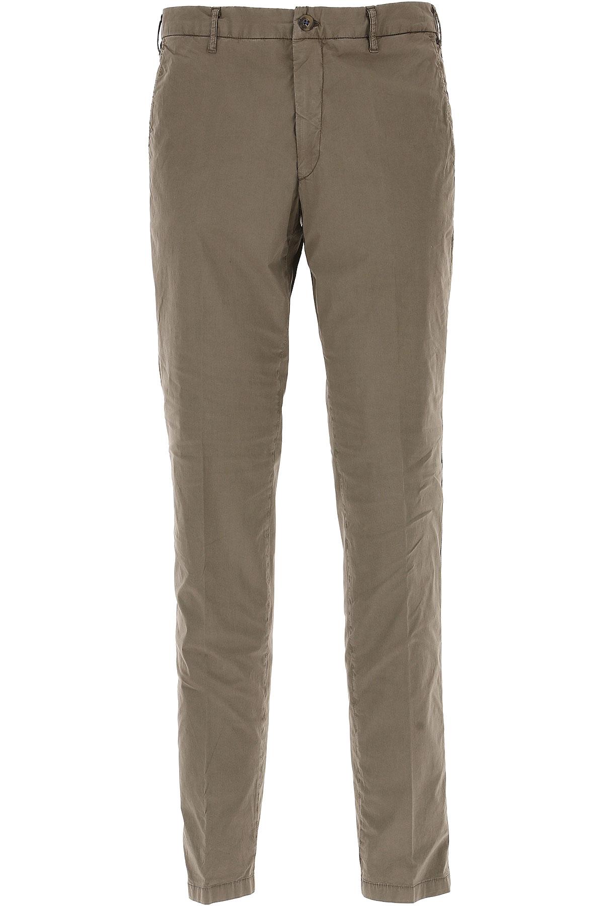 J.W. Brine Pantalon Homme Pas cher en Soldes, Boue, Coton, 2017, S XXL