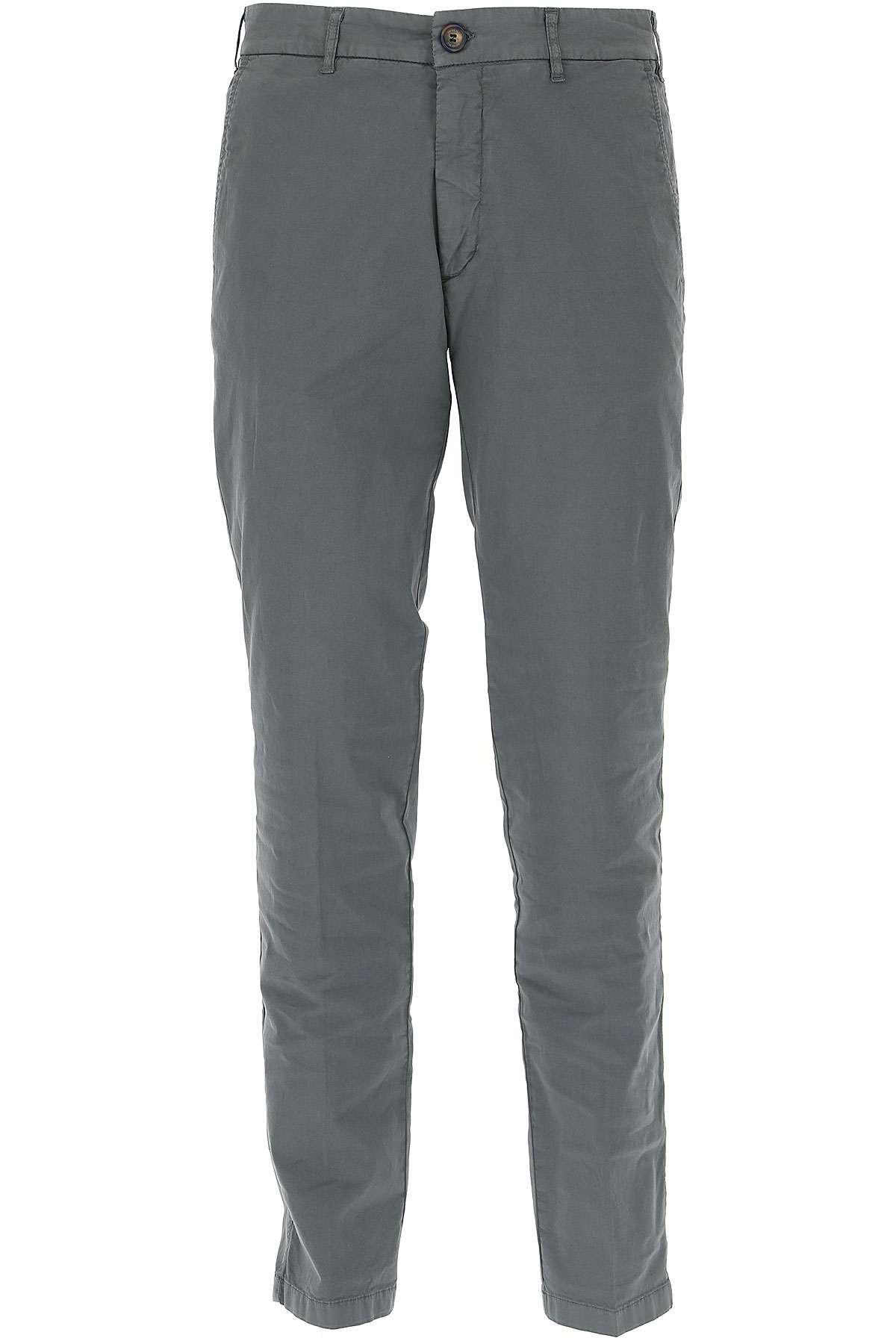 J.W. Brine Pants for Men, Asphalt Grey, Cotton, 2019, 32 38 40
