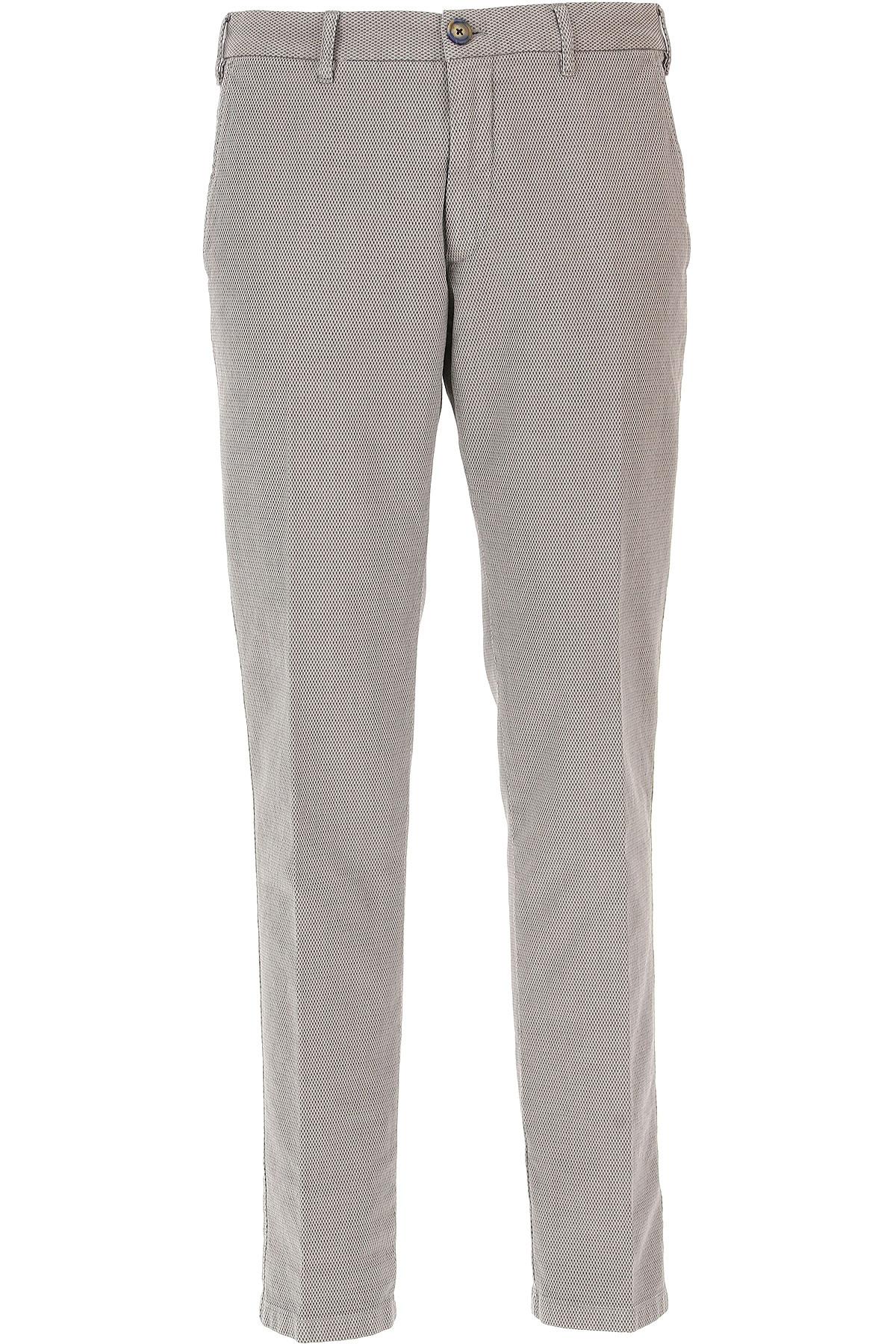 Image of J.W. Brine Pants for Men, Ash, Cotton, 2017, 30 34 40