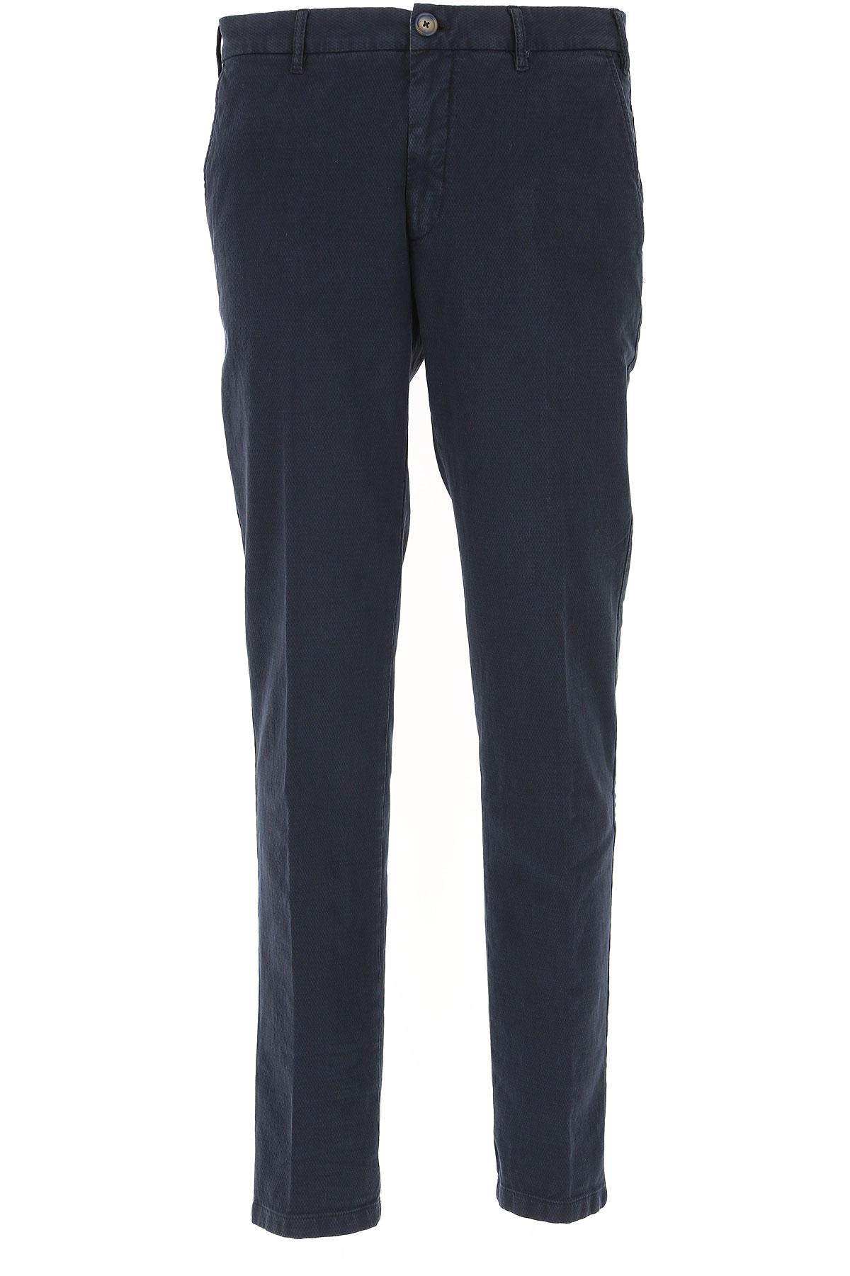 Image of J.W. Brine Pants for Men, navy, Cotton, 2017, 30 34 40