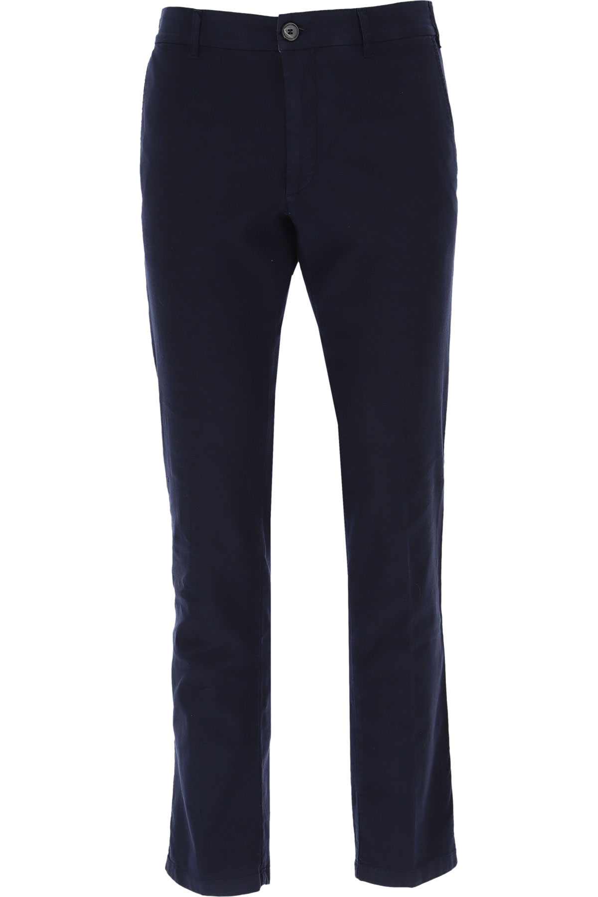 J.W. Brine Pants for Men On Sale, Navy Blue, Cotton, 2019, 32 34 36 38