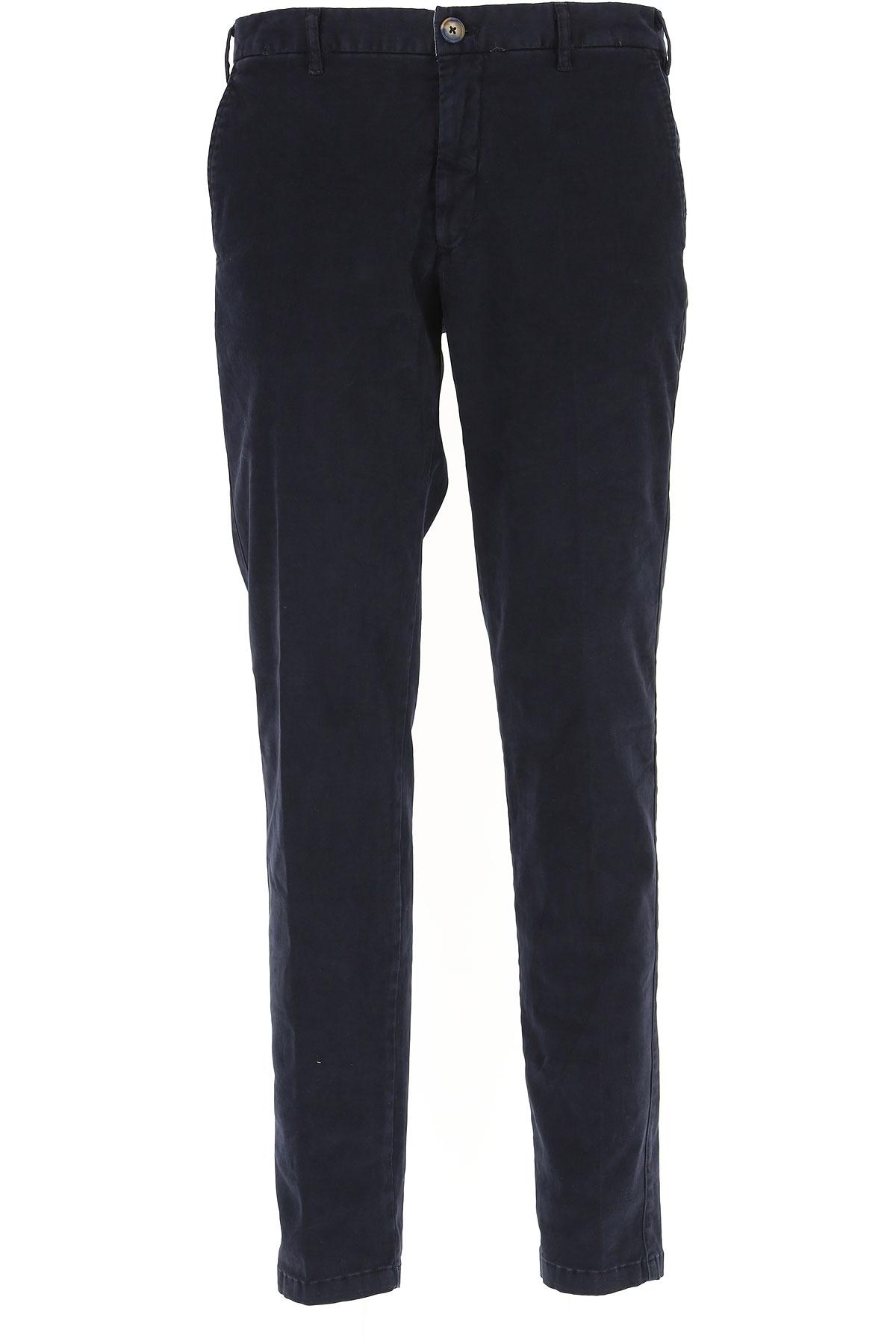 Image of J.W. Brine Pants for Men, navy, Cotton, 2017, 30 32 34 36 38 40