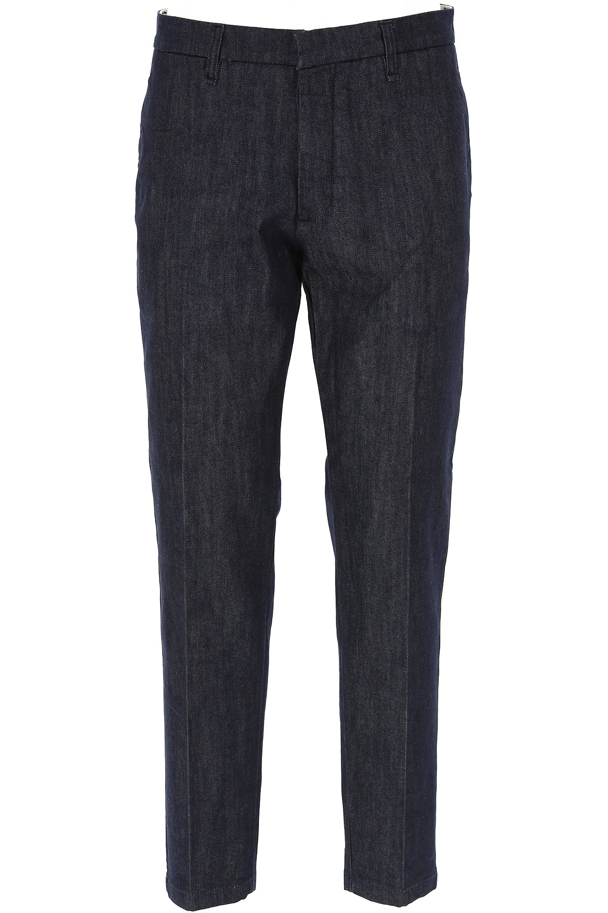 J.W. Brine Pants for Men, Dark Denim Blue, Cotton, 2019, 30 32 34 36 38
