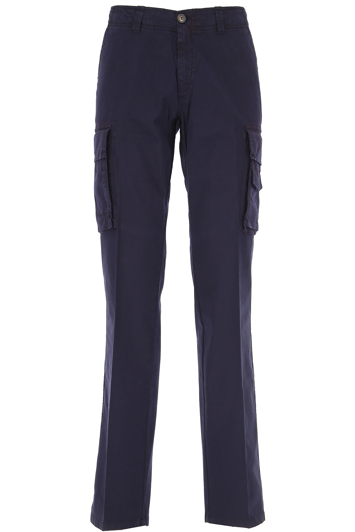 J.W. Brine Pants for Men On Sale, Navy Blue, Cotton, 2019, 30 32 34 36 38 40