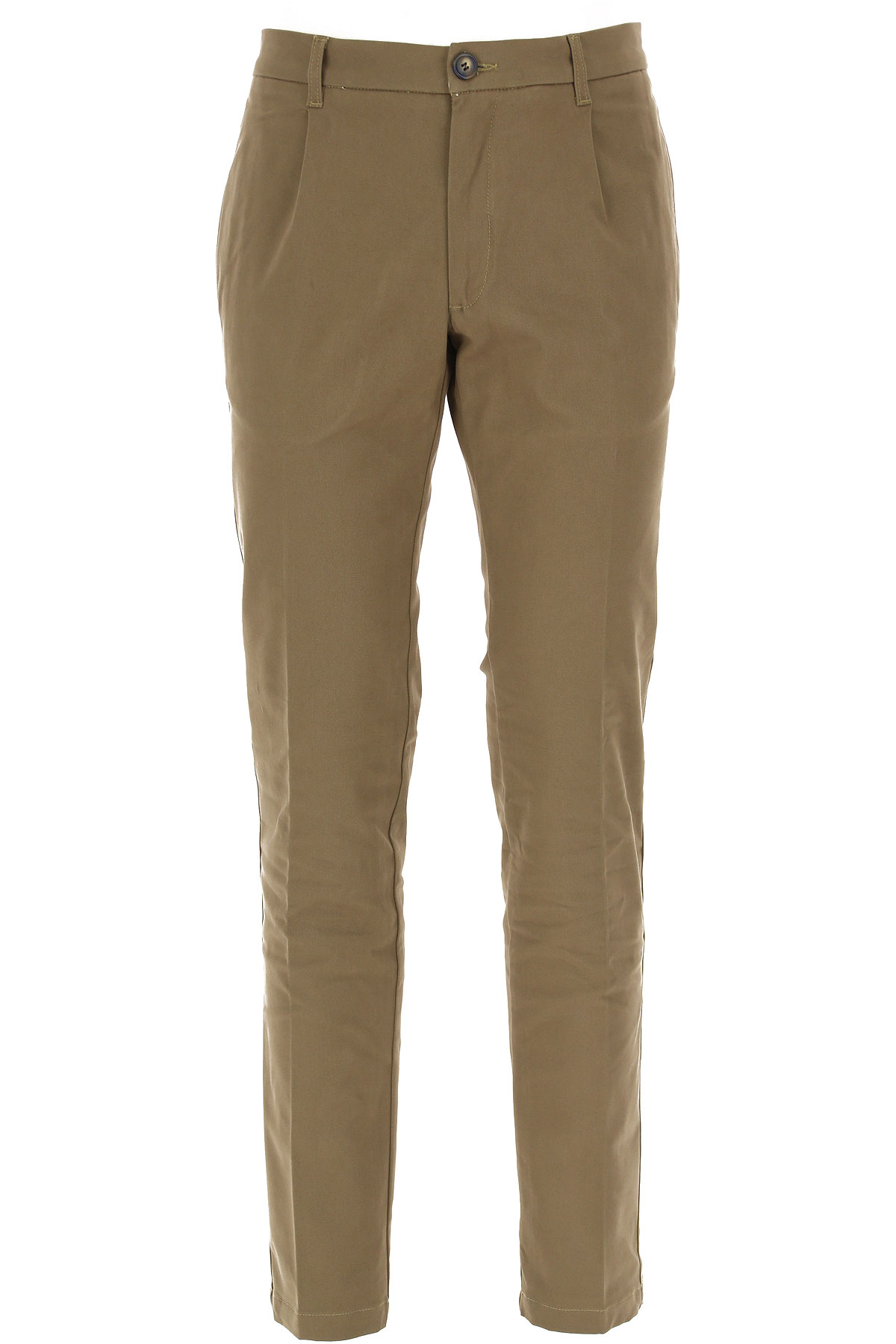 J.W. Brine Pants for Men, Dark Green, Cotton, 2019, 30 36 38 XXXL