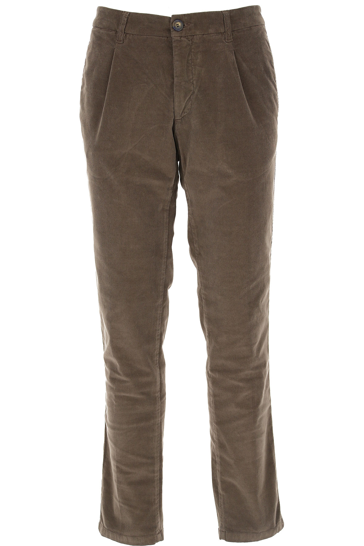 J.W. Brine Pants for Men, Mud, Cotton, 2019, 30 34 36 38