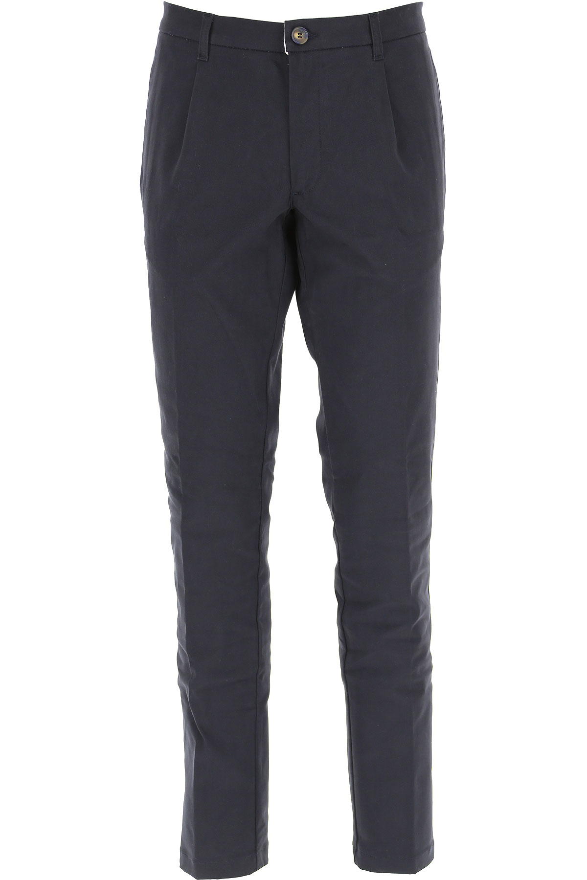 J.W. Brine Pants for Men, Dark Blue, Cotton, 2019, 34 36 38