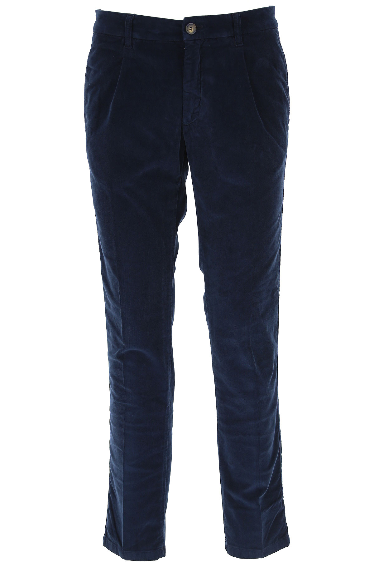 J.W. Brine Pants for Men, Navy Blue, Cotton, 2019, 30 34 36